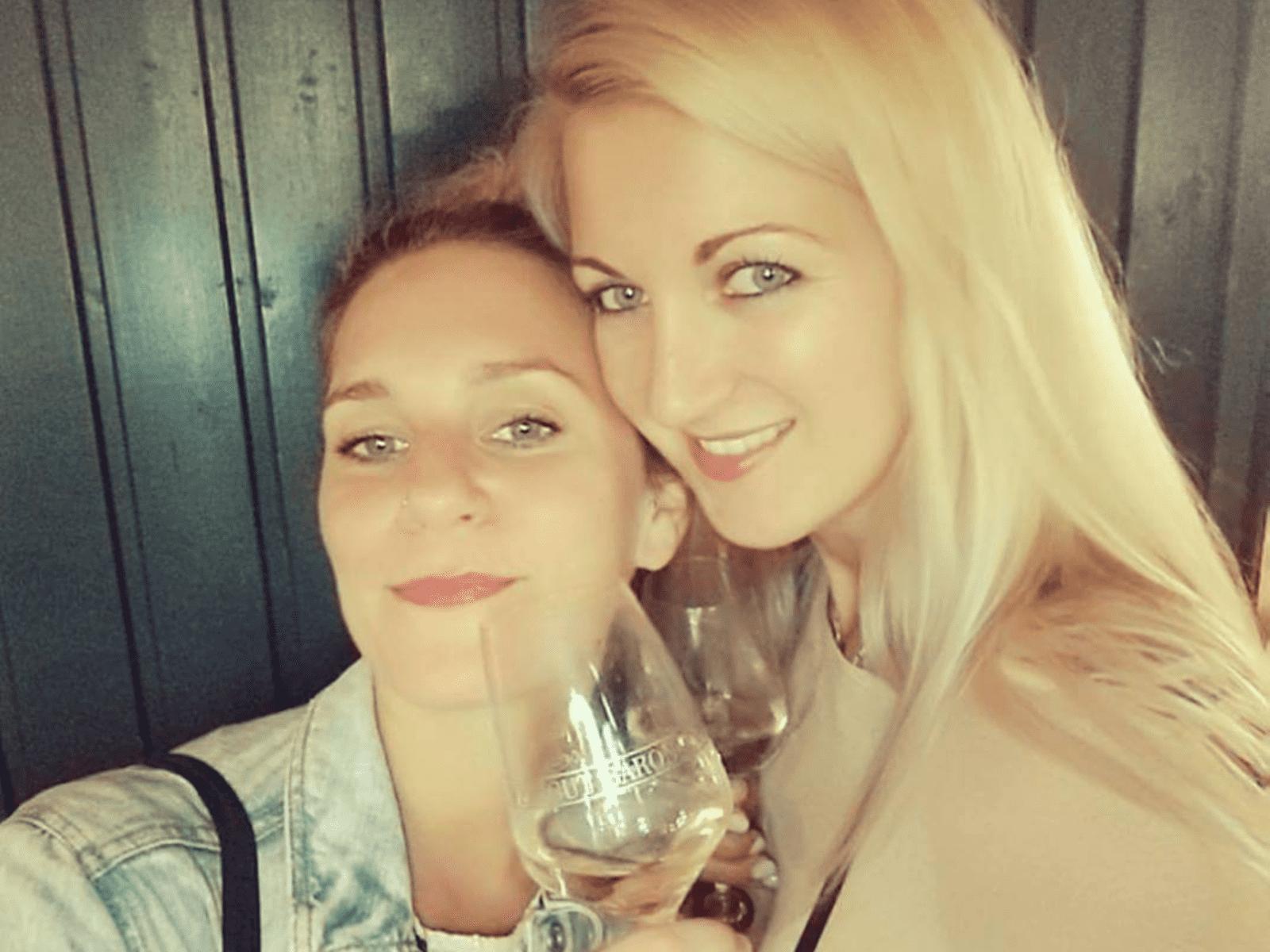 Eva & Tatjana from Frankfurt am Main, Germany