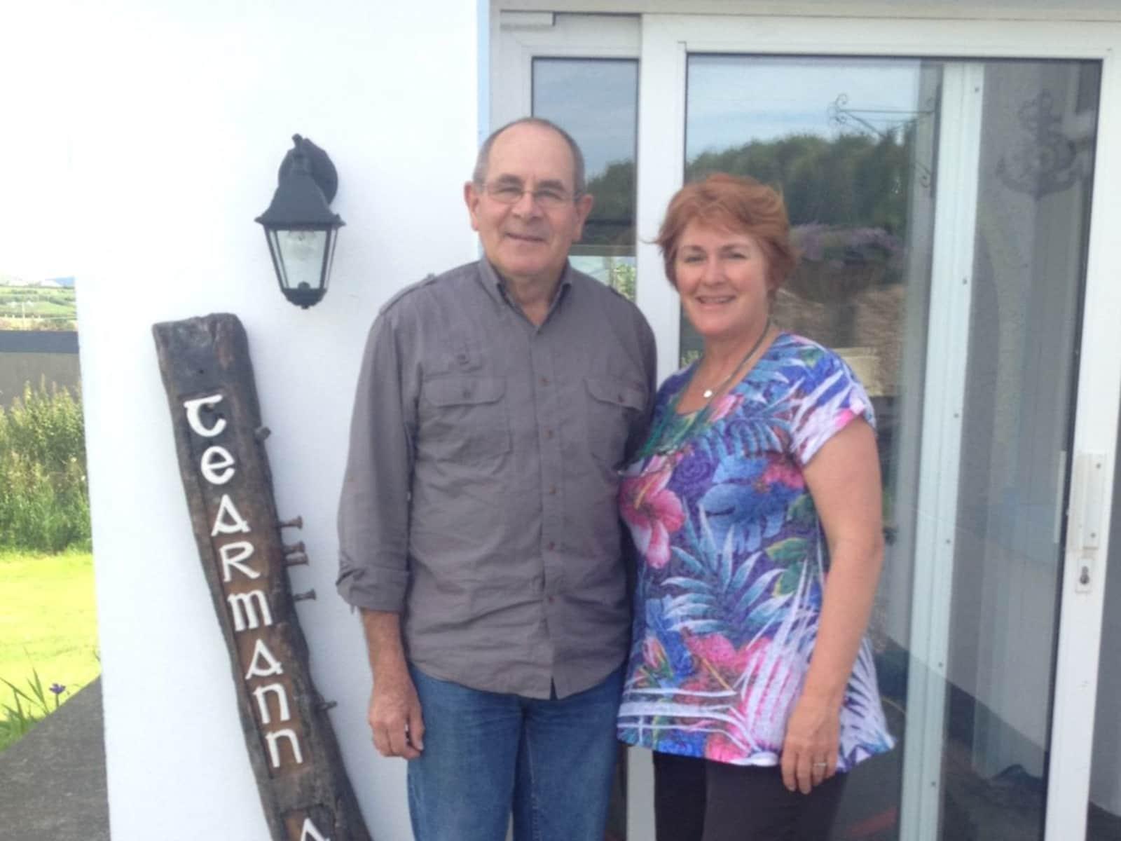 Jan & Frederick from Canberra, Australian Capital Territory, Australia
