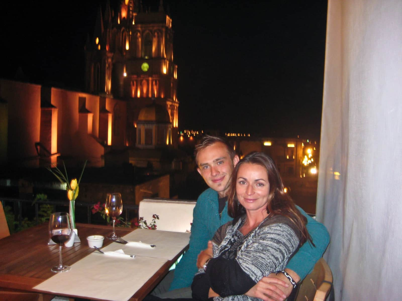 Natalia & Antoine from Orlando, Florida, United States