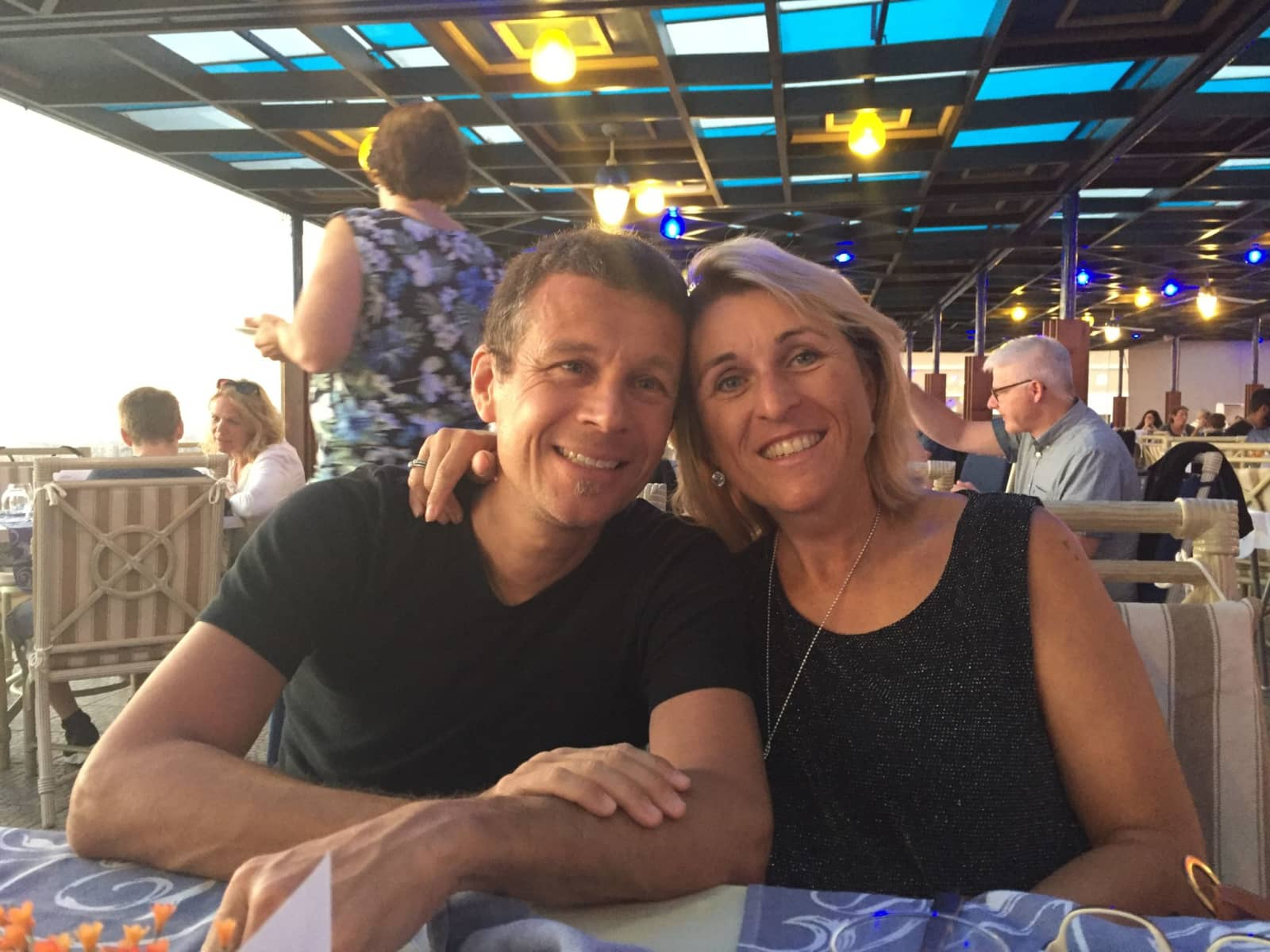 Sandra & Thomas from Rapperswil, Switzerland