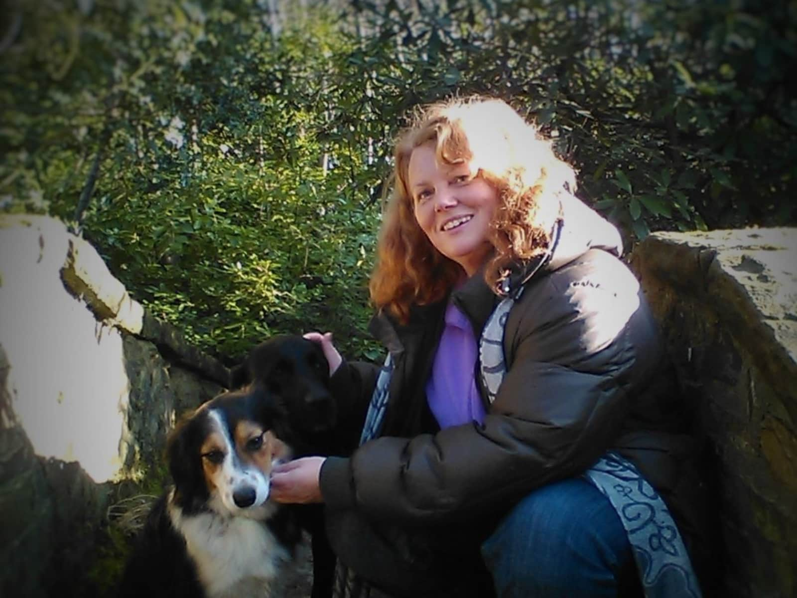 Susan from Lymington, United Kingdom