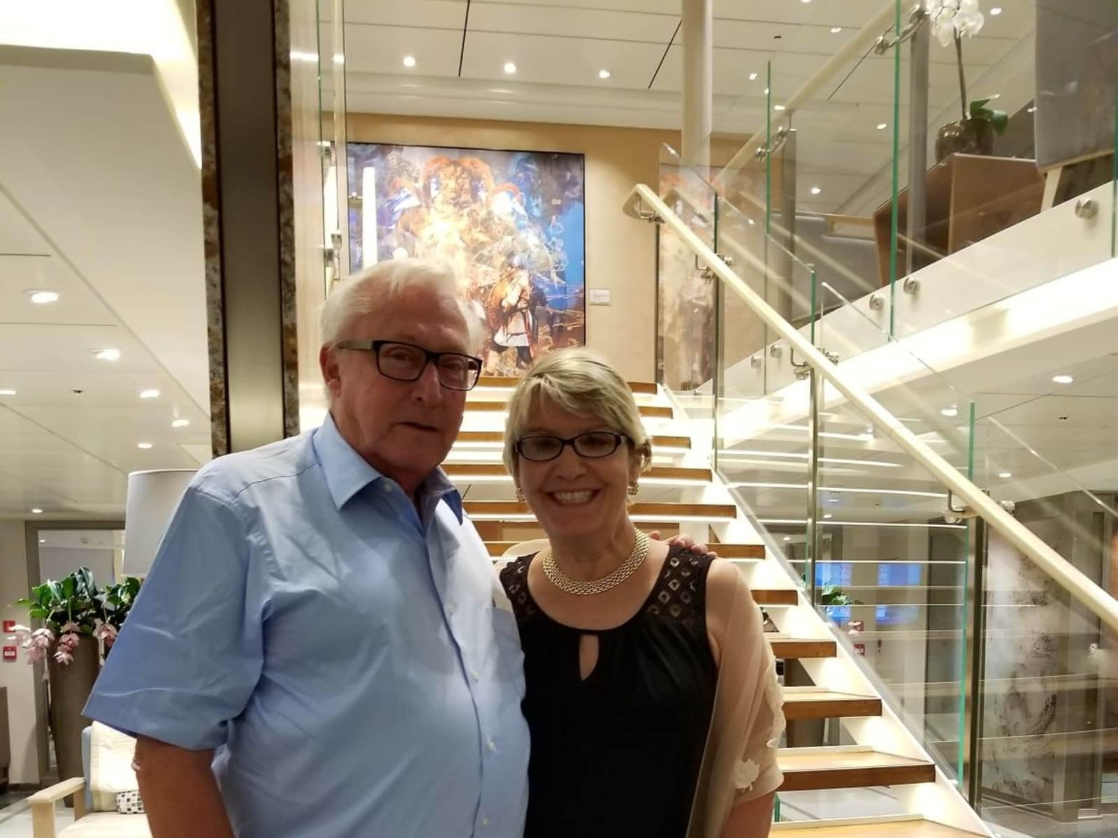 Claire & Roy from Lowell, Massachusetts, United States
