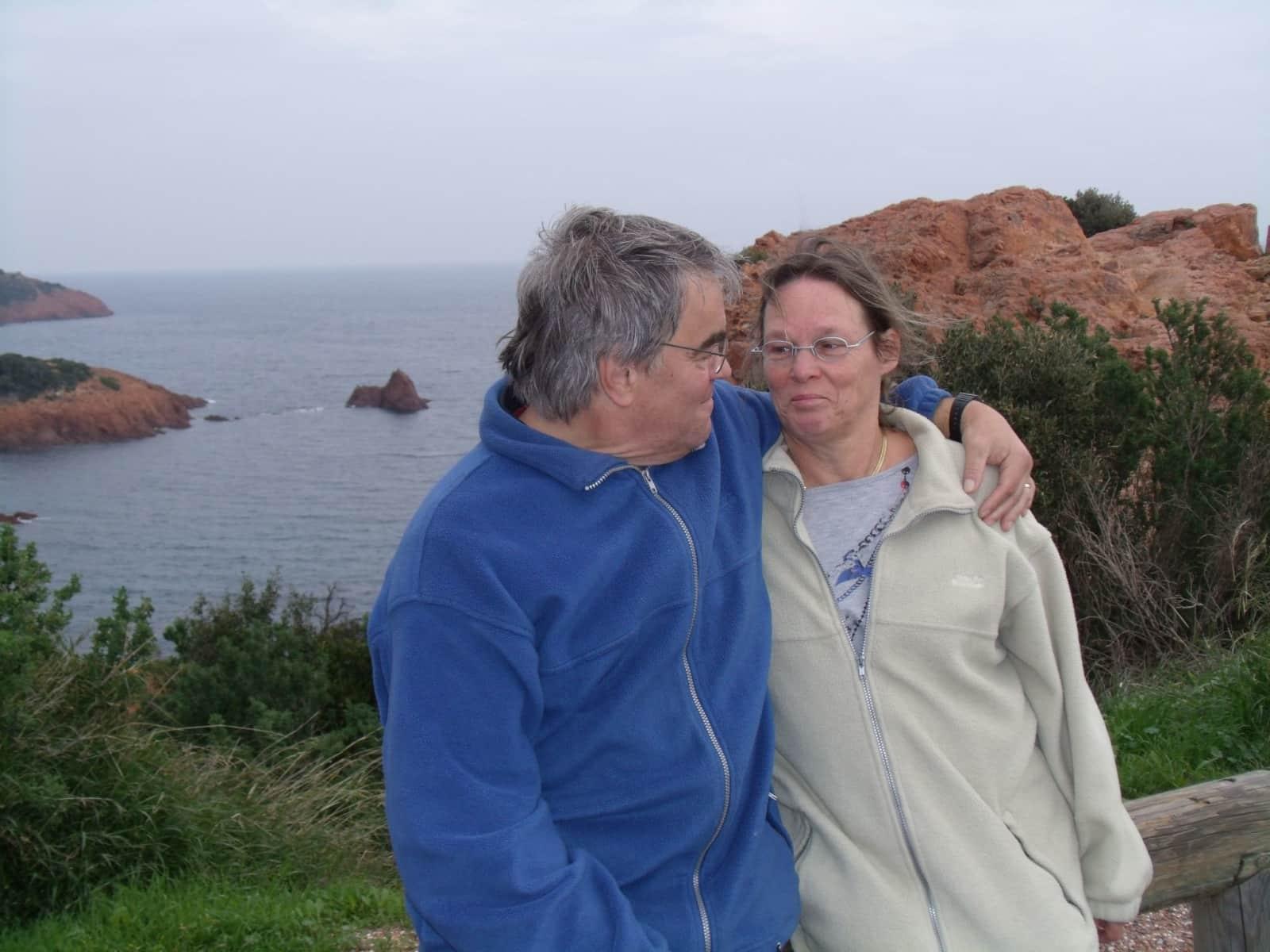 Urbain & Annette from Maassluis, Netherlands