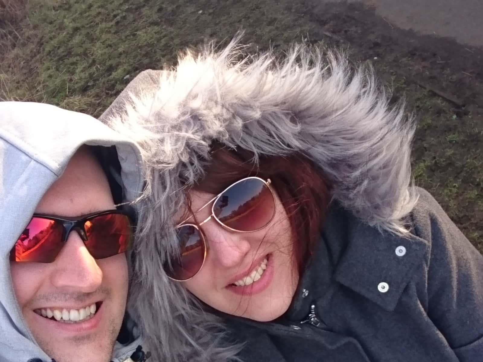 Jodie & Ross from Grangemouth, United Kingdom