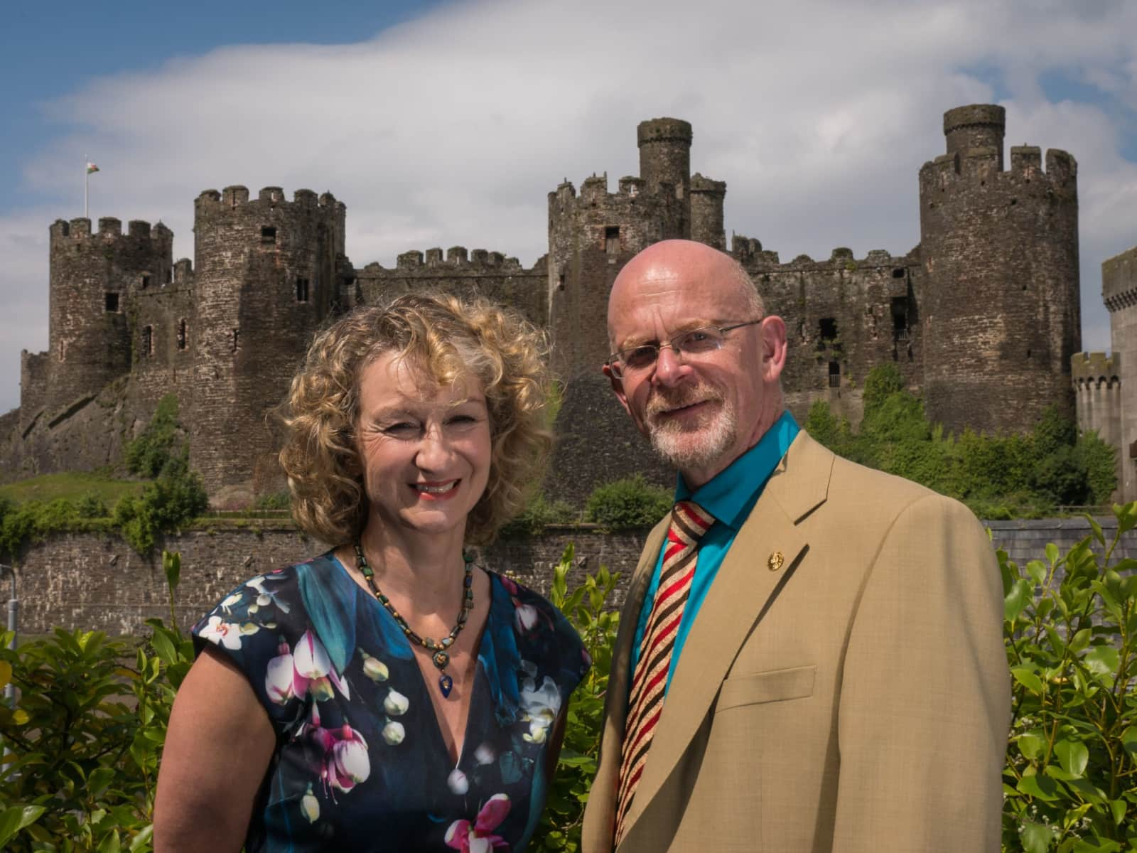 Sara & Mark from Conwy, United Kingdom