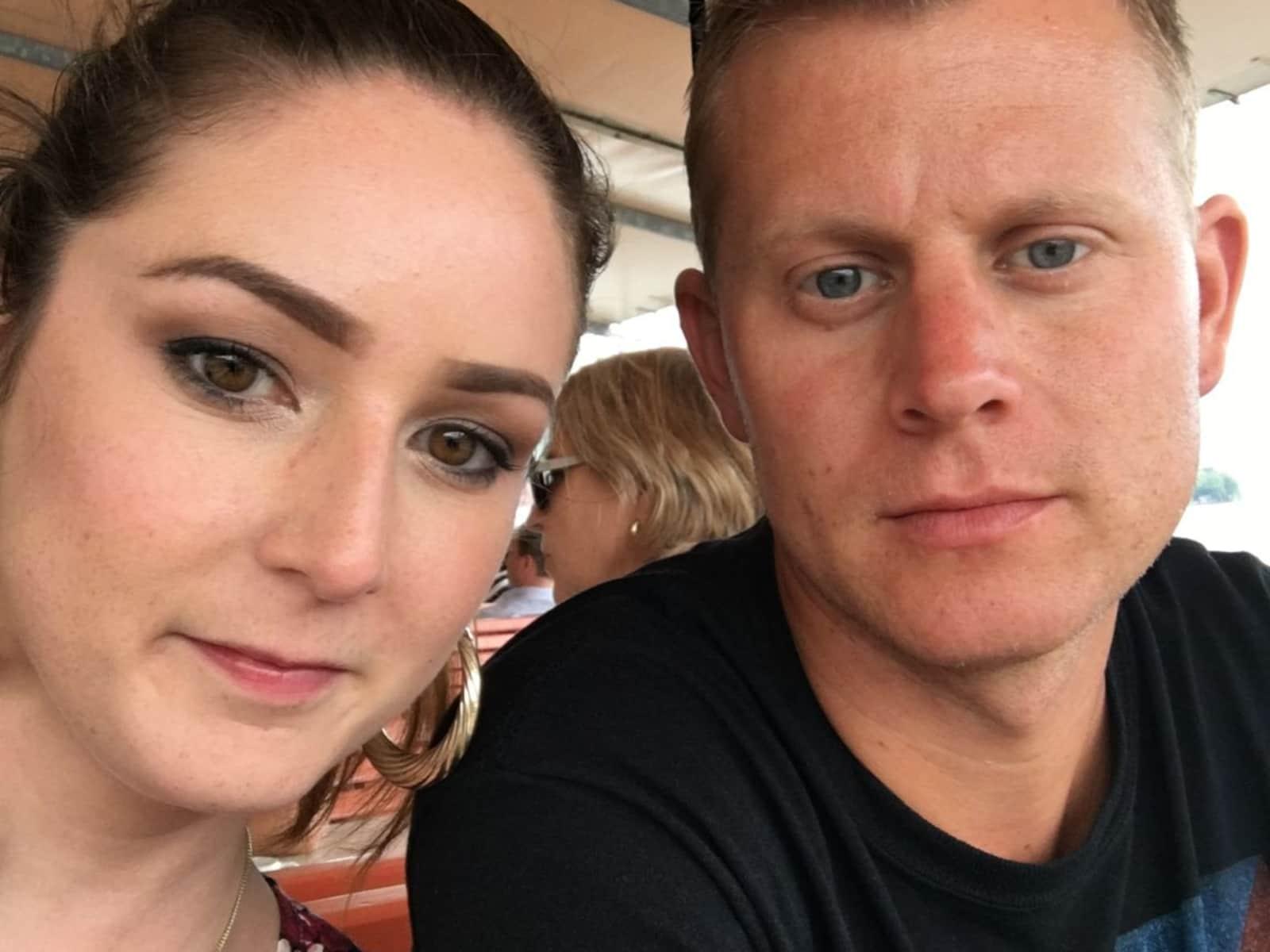 Gianna & Roger from Zürich, Switzerland