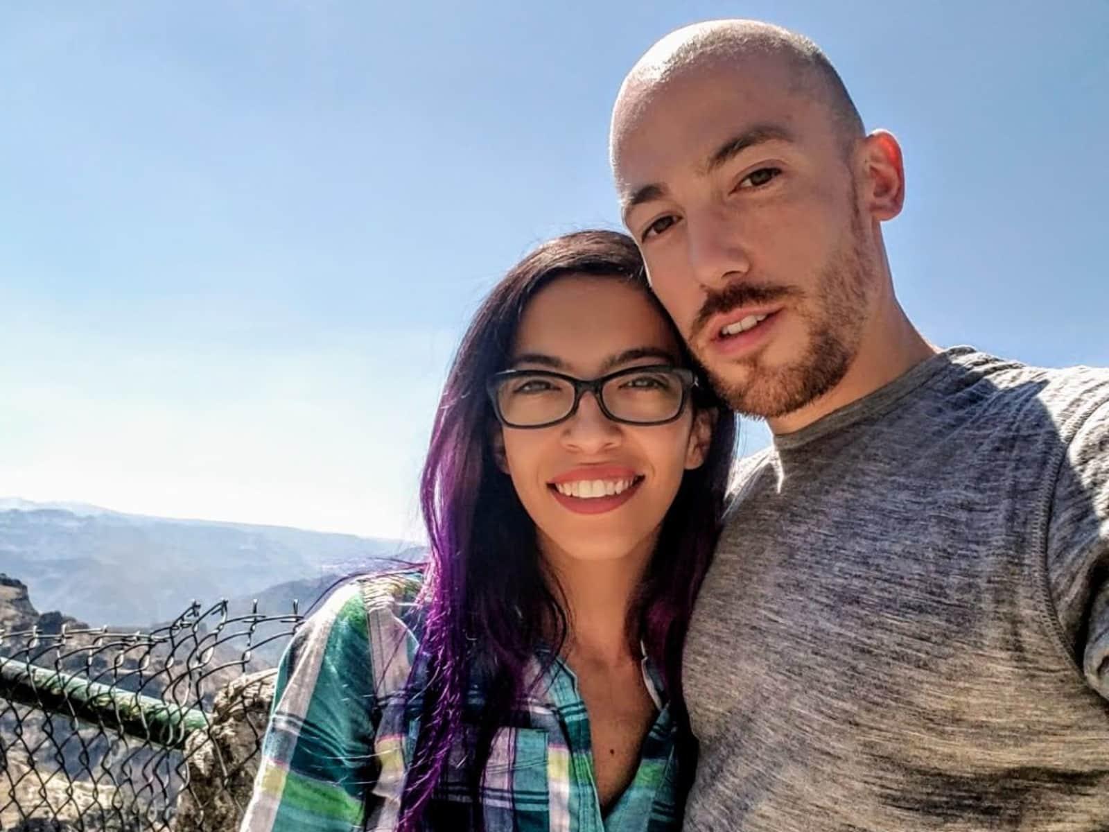 Joe & Ana from Los Angeles, California, United States