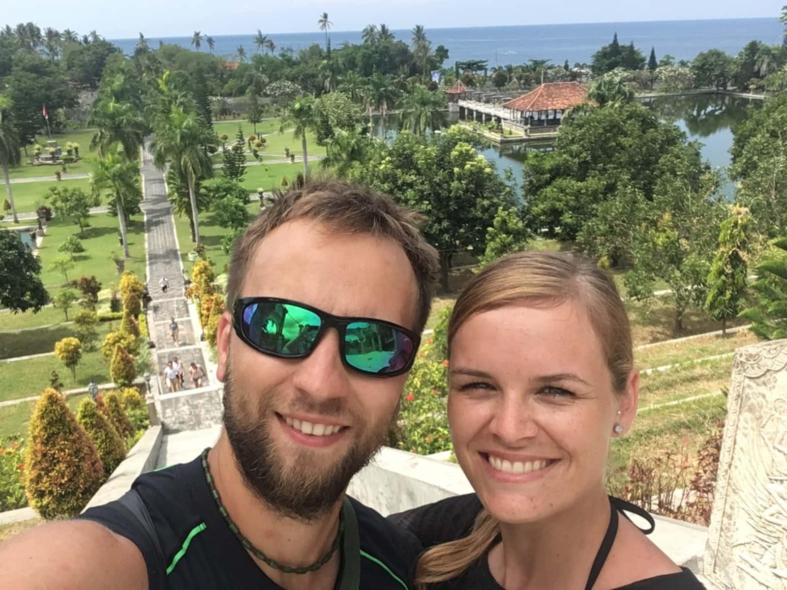 Kamil & Iva from Mohelnice, Czech Republic