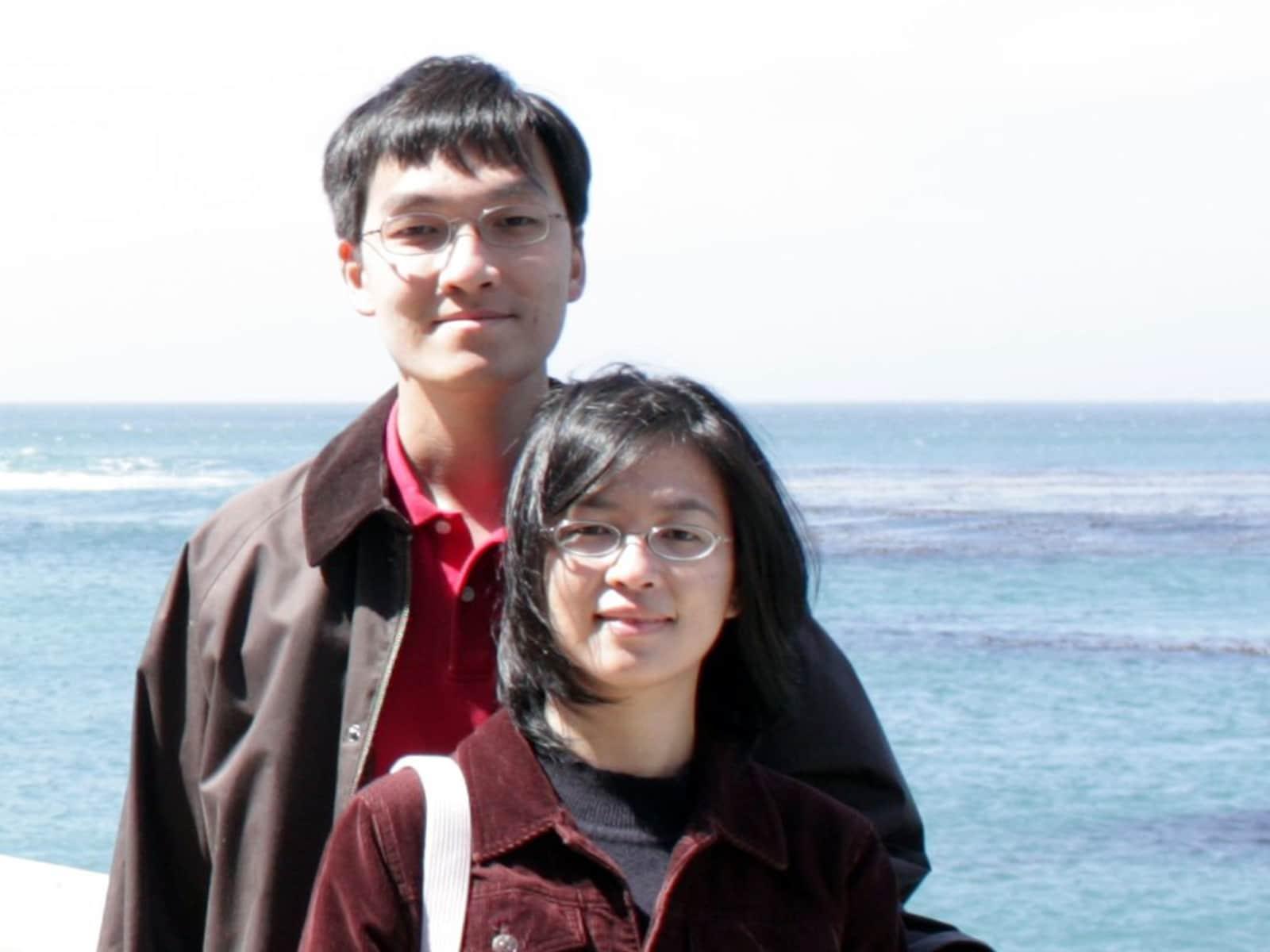 Anita & Piti from Rochester, Minnesota, United States