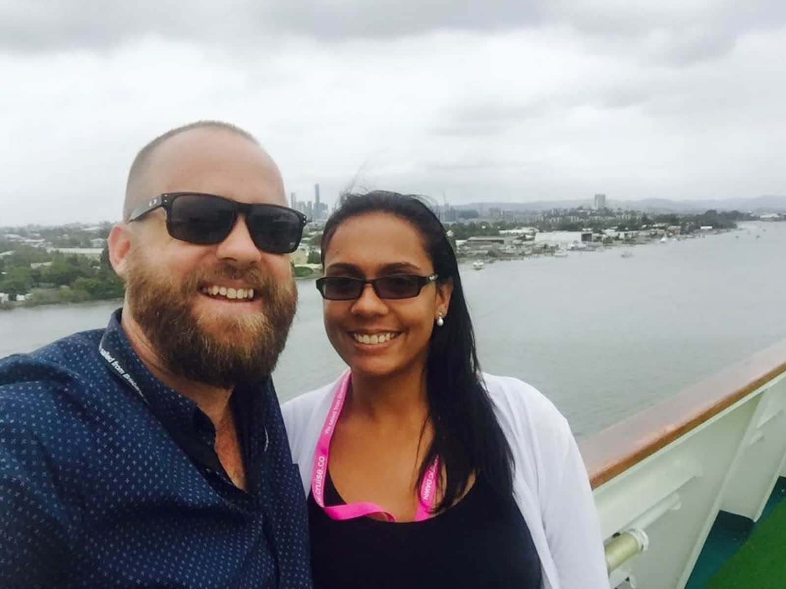 Lorraine & Craig from Brisbane, Queensland, Australia