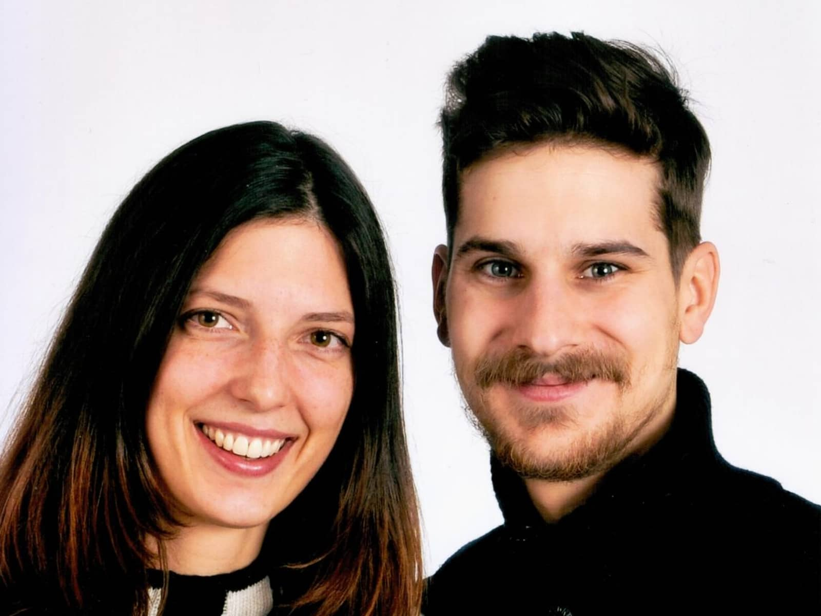 Tina & Teo from Ljubljana, Slovenia
