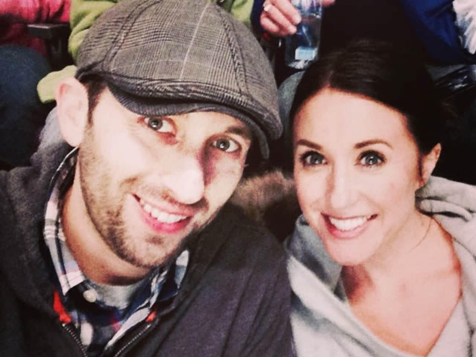 Cara & David from Royal Oak, Michigan, United States