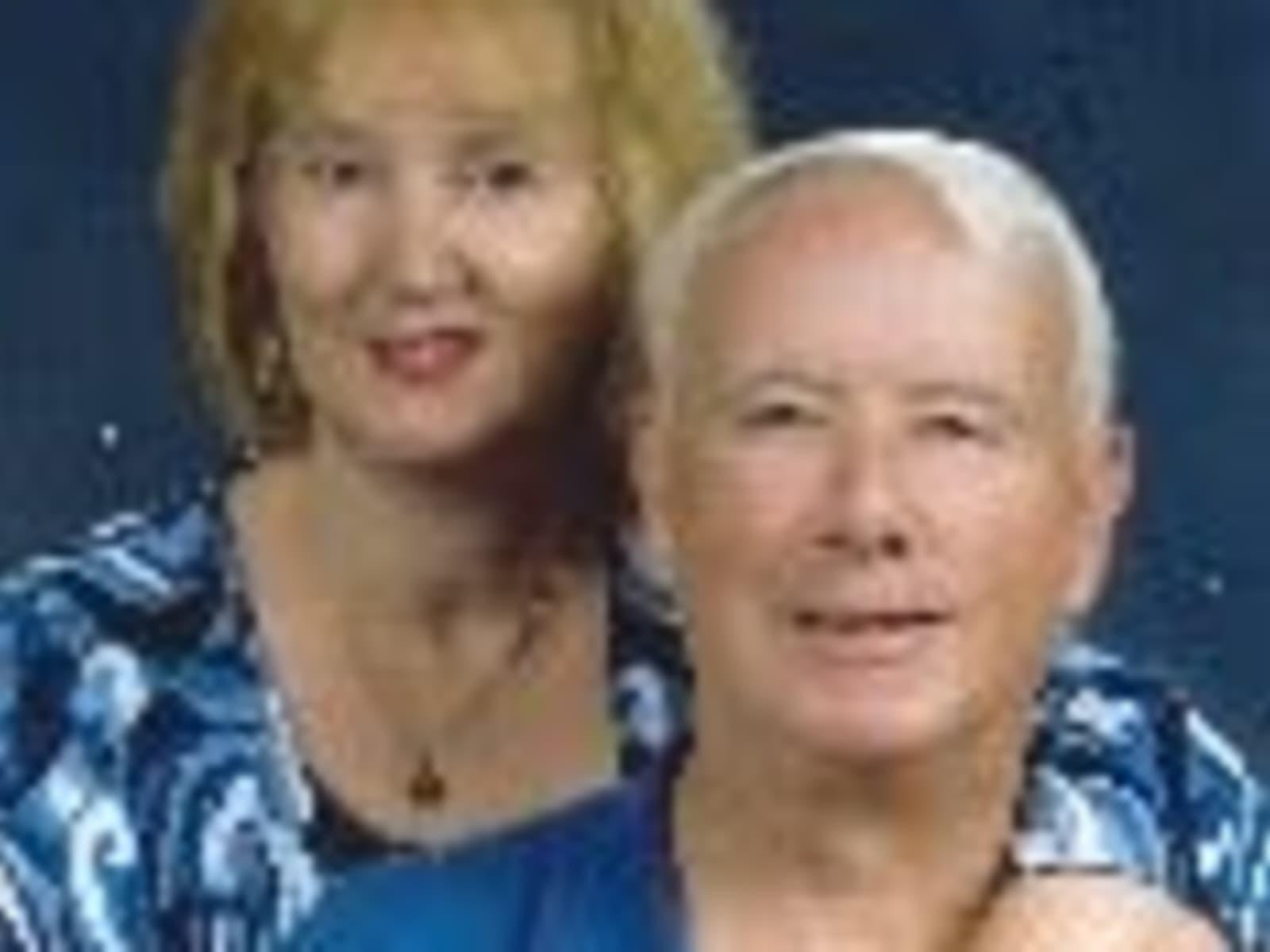 Ken & Maureen from Harker Heights, Texas, United States
