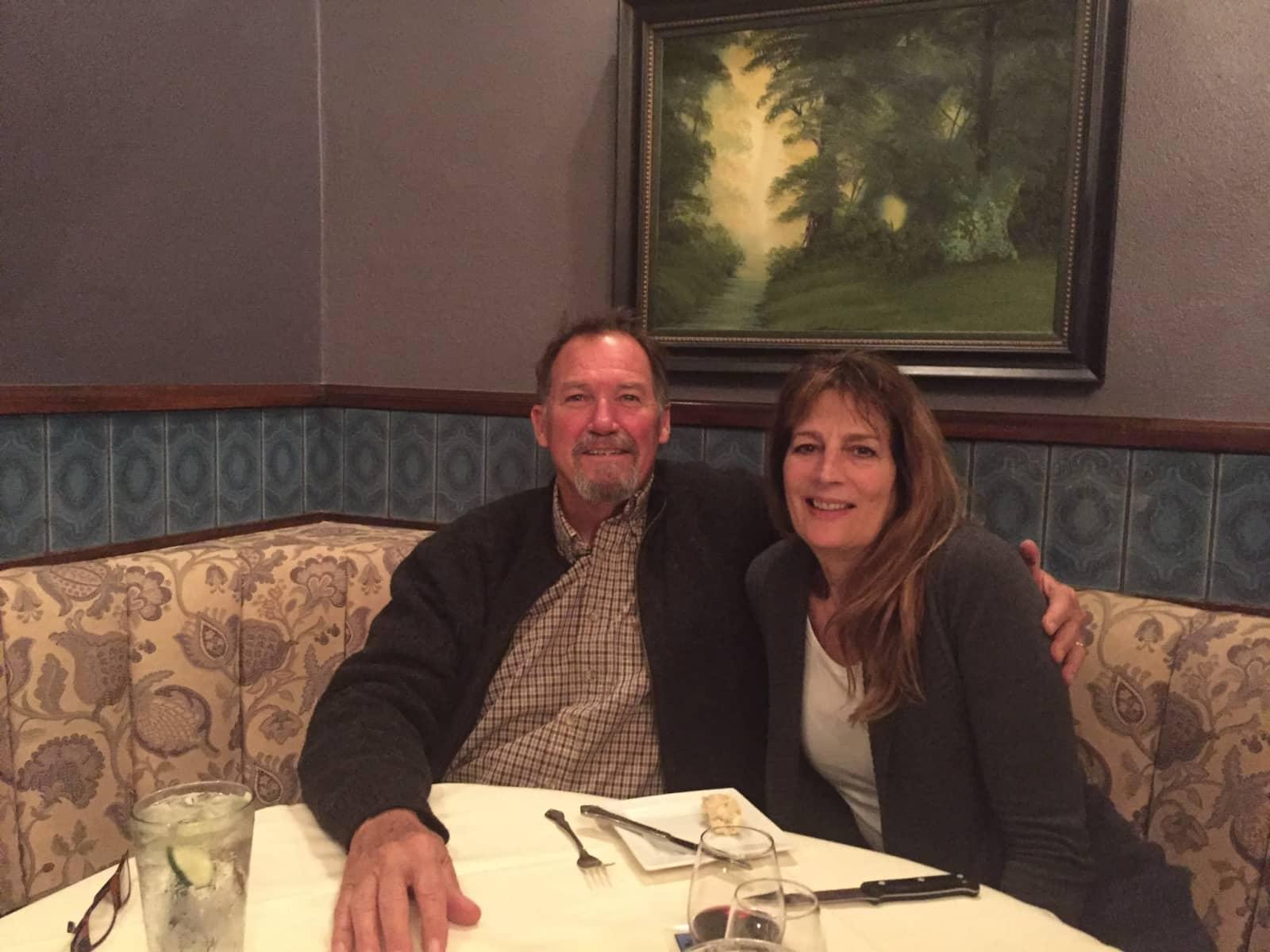 Theresa & Rick from Durango, Colorado, United States