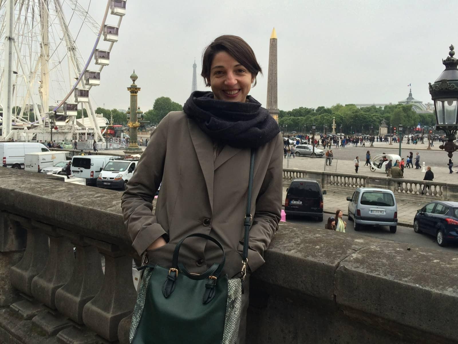 Elena from Paris, France
