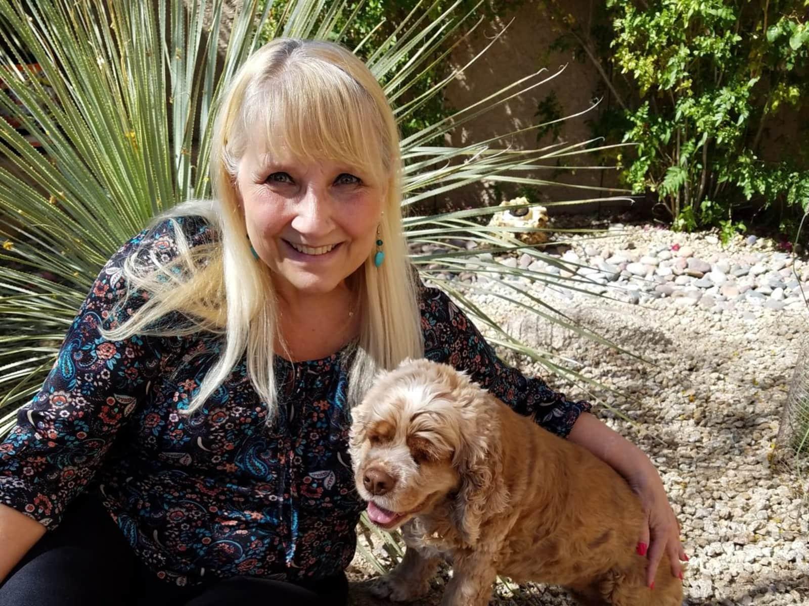Rosalee from Scottsdale, Arizona, United States