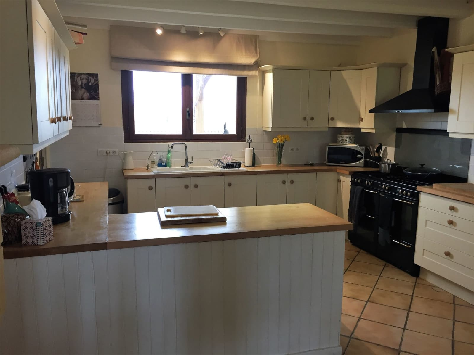 Housesitting assignment in Les Lèves-et-Thoumeyragues, France
