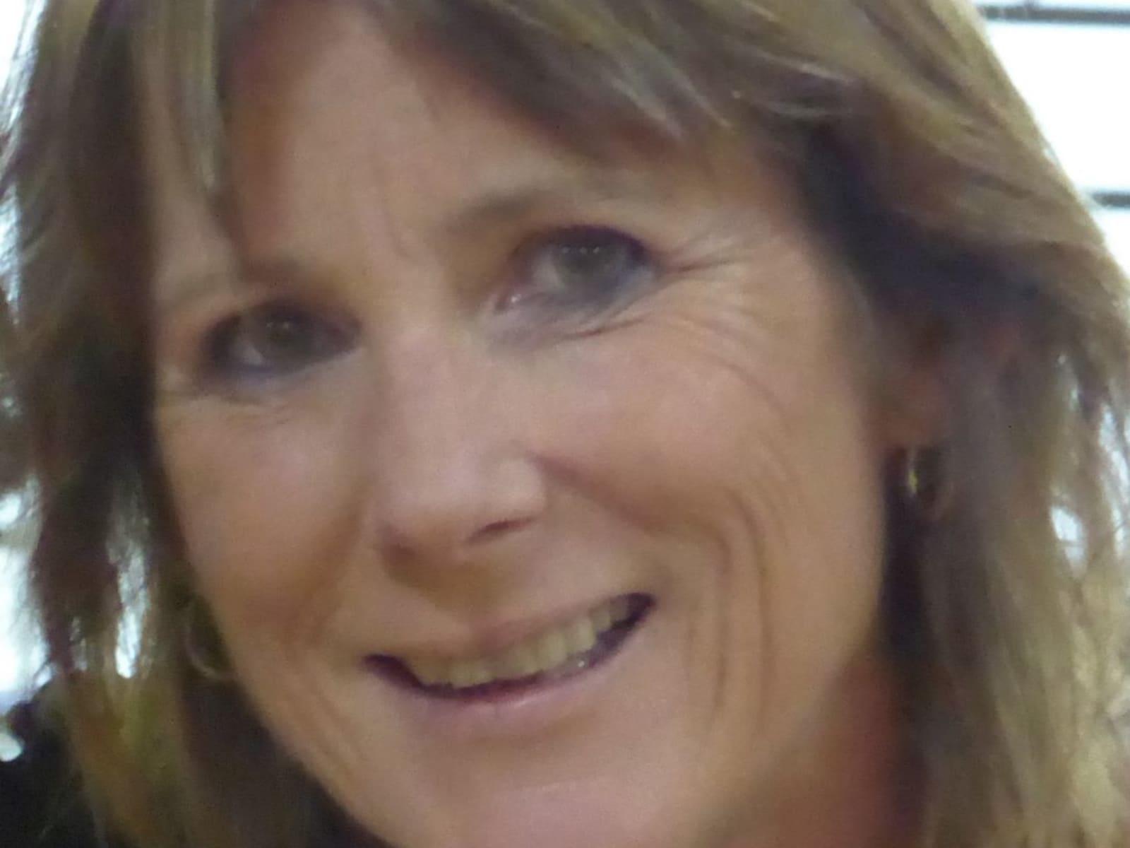 Debbie from Melbourne, Victoria, Australia