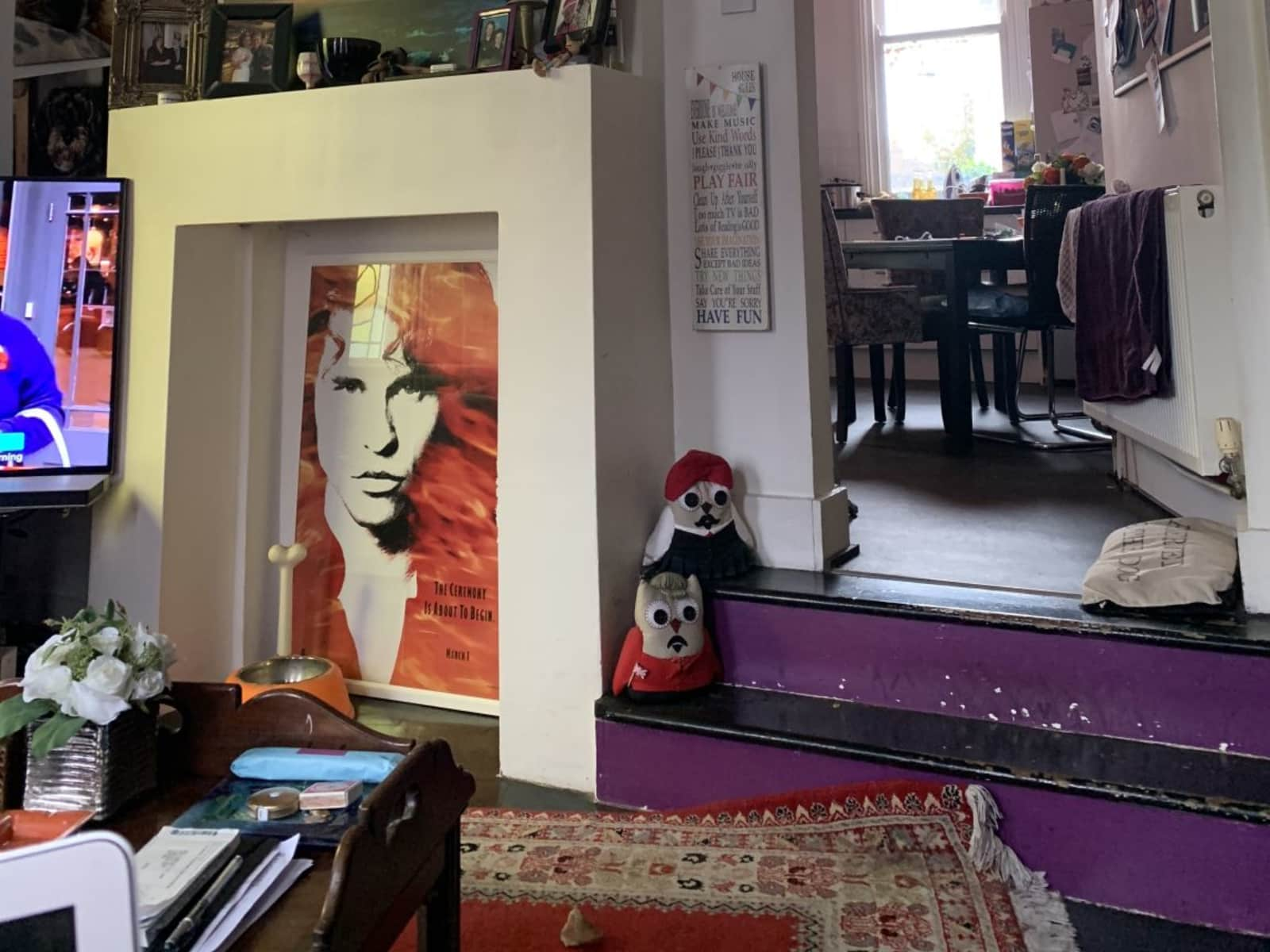 Housesitting assignment in Hammersmith, United Kingdom