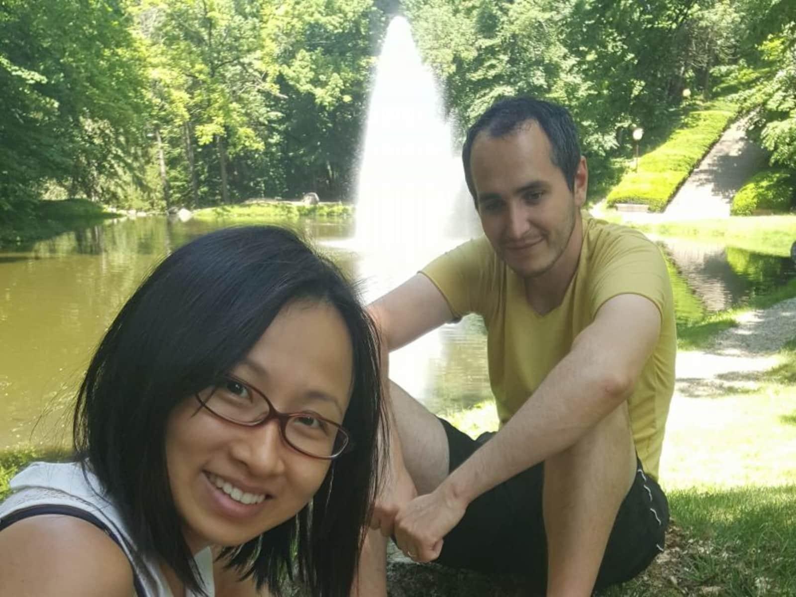 Luke & Denise from Manchester, United Kingdom