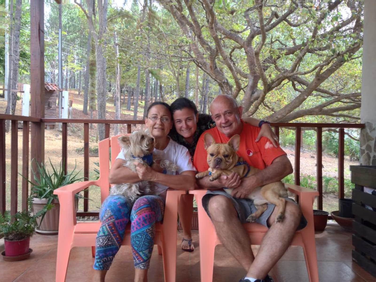 Marina & Eduardo from Panamá, Panama