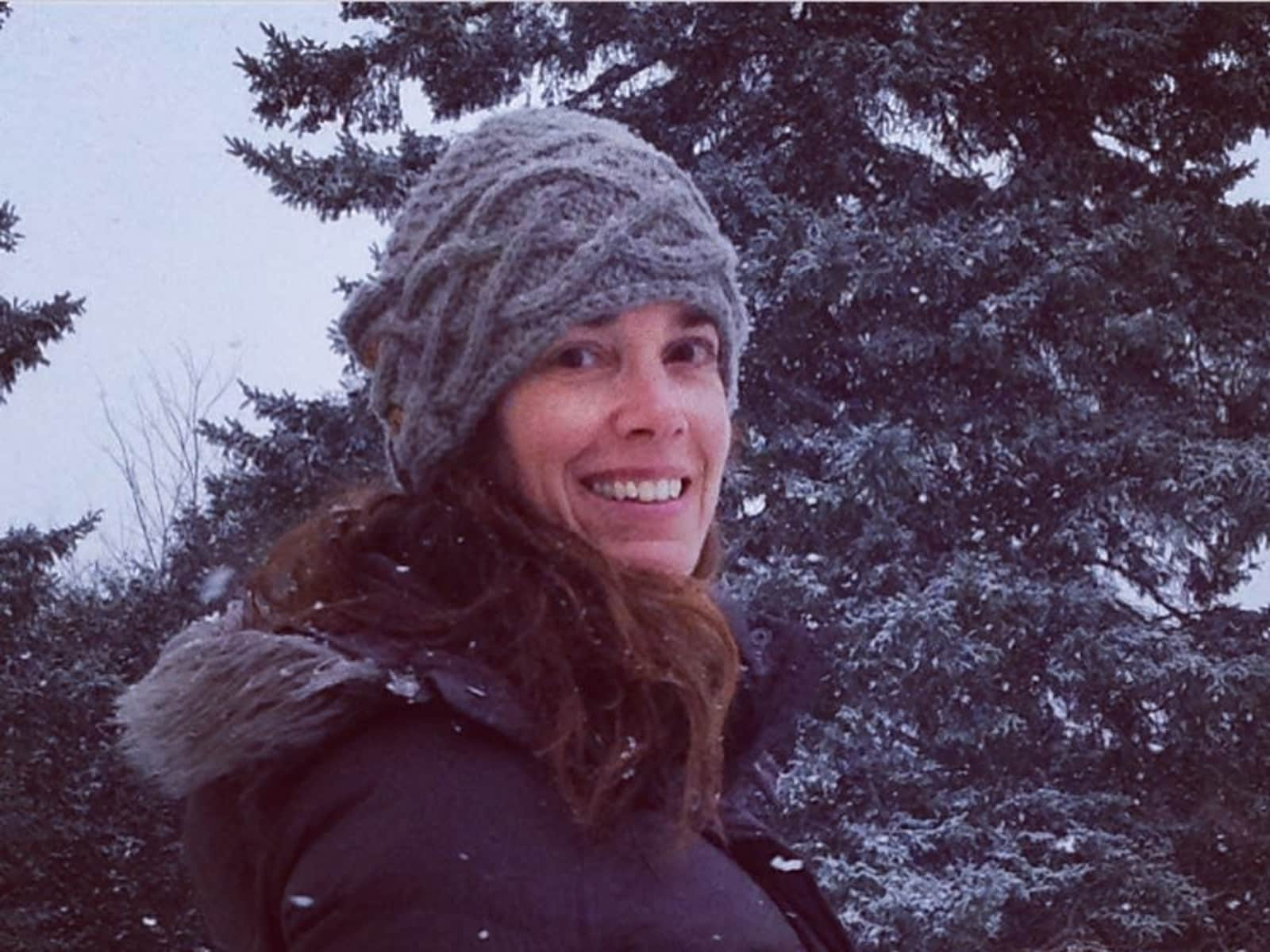 Catherine from Toronto, Ontario, Canada