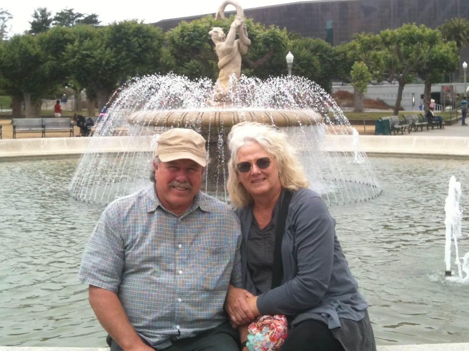 Dorcie & Todd from Bellingham, Washington, United States