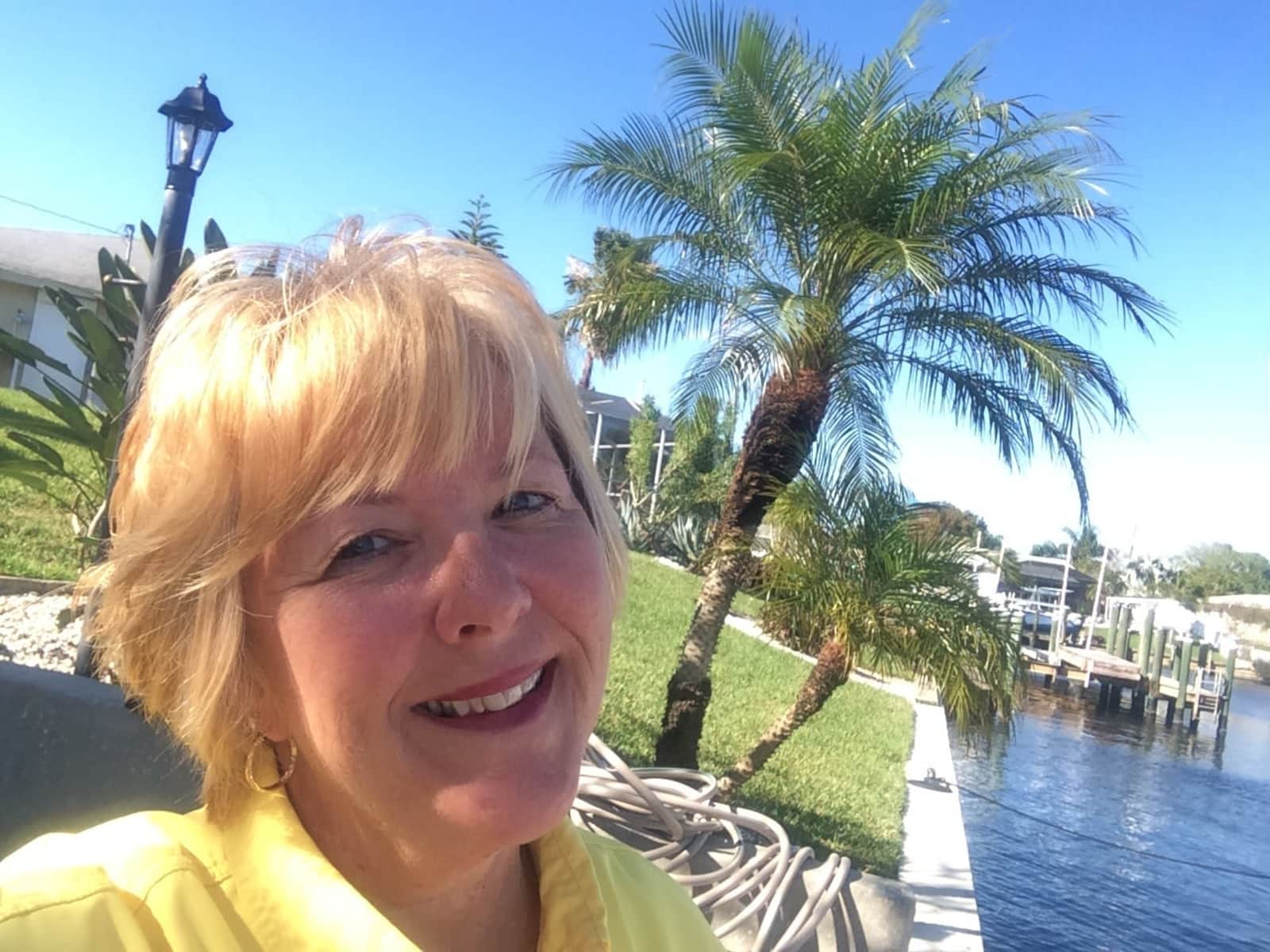 Kathleen from Fort Myers, Florida, United States