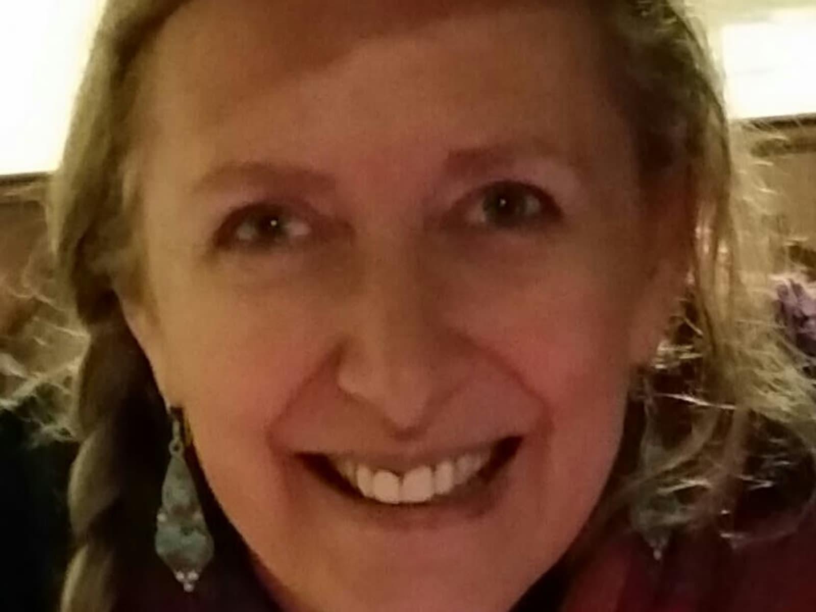 Marianne from Ivybridge, United Kingdom