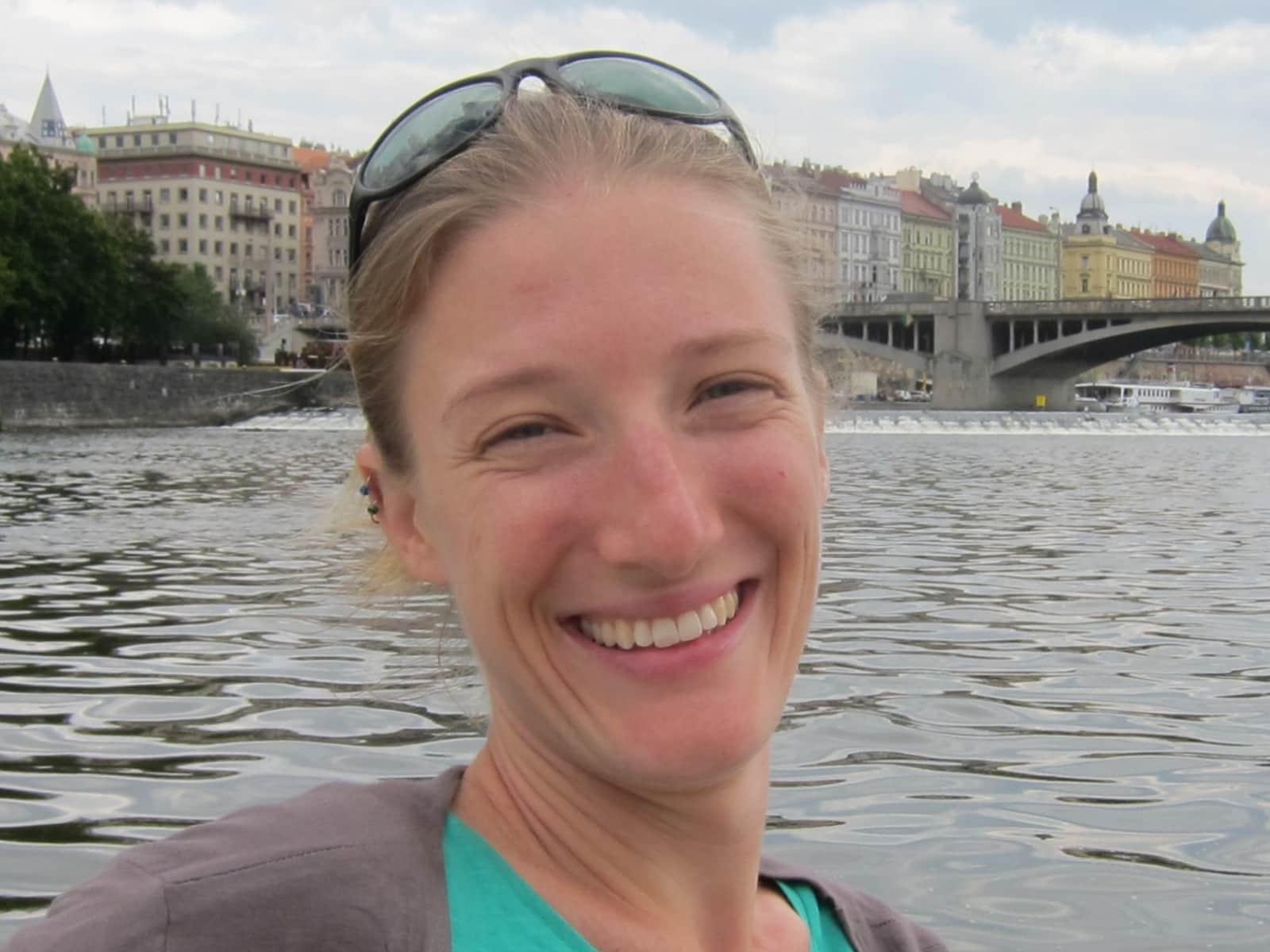 Sarah from Denver, Colorado, United States