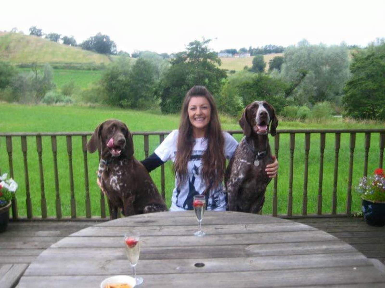 Katherine from Wimbledon Park, United Kingdom