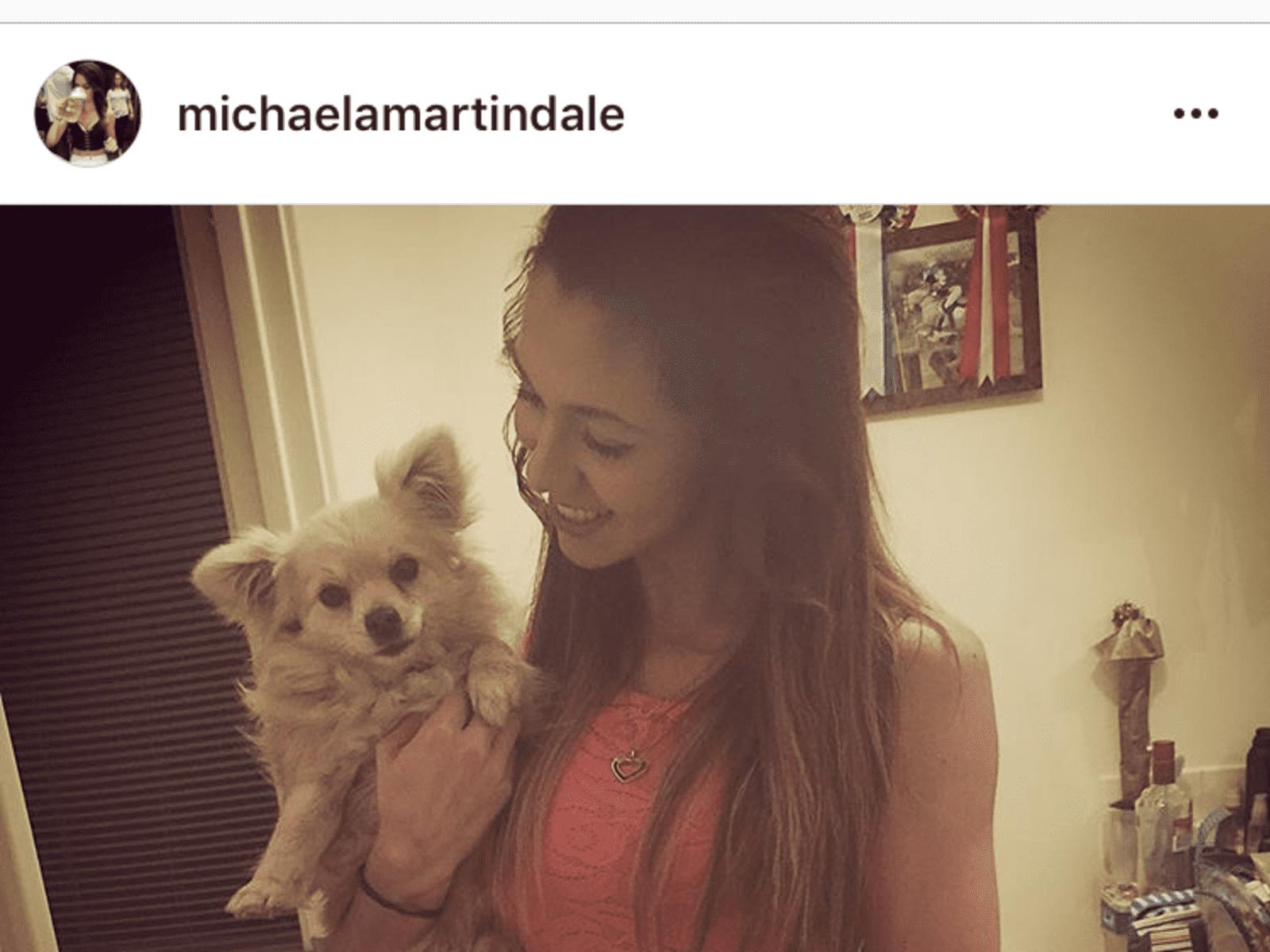 Michaela from Scarborough, Western Australia, Australia