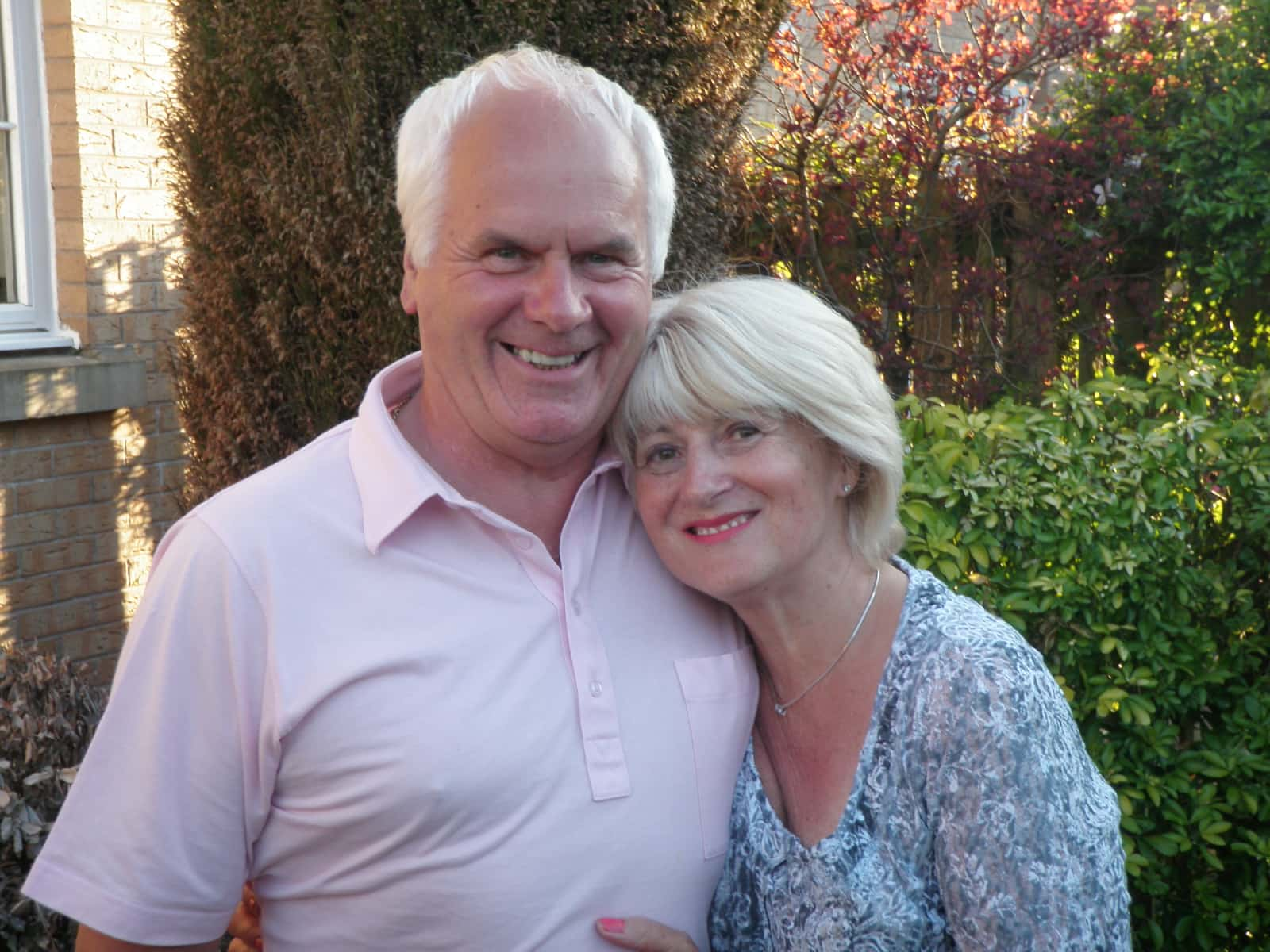 Jack & Margaret from Kilmacolm, United Kingdom
