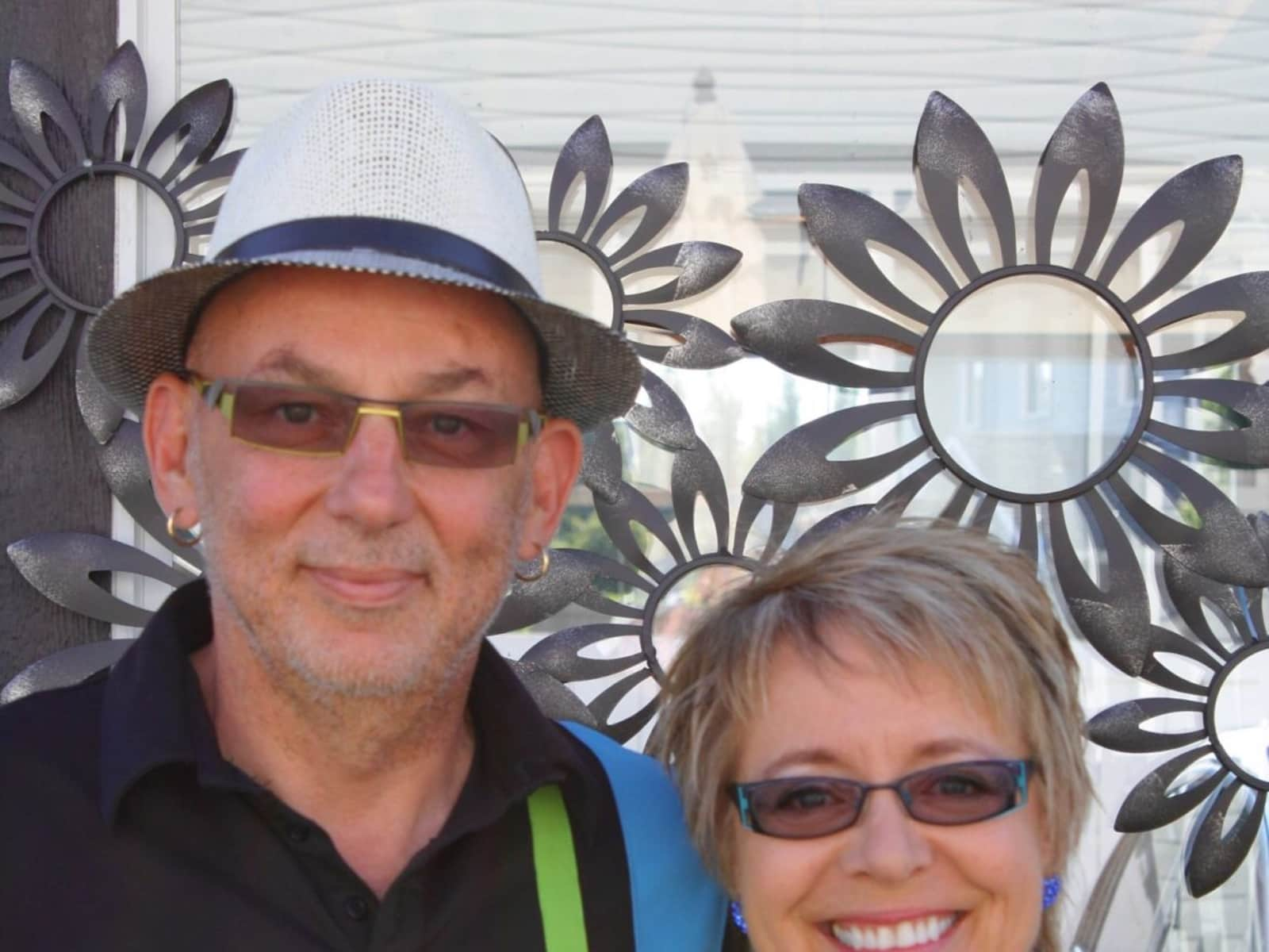 Peggy & Terry from Edmonton, Alberta, Canada