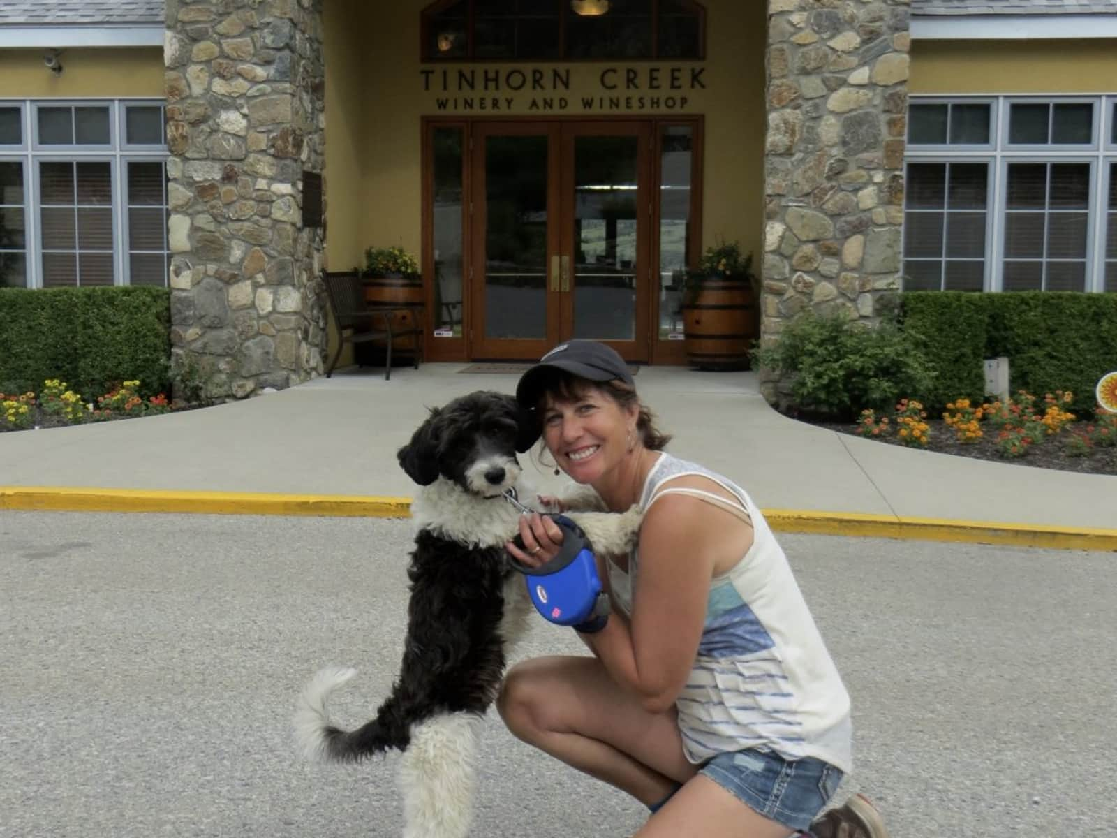 Heather & Toby from Nanoose Bay, British Columbia, Canada