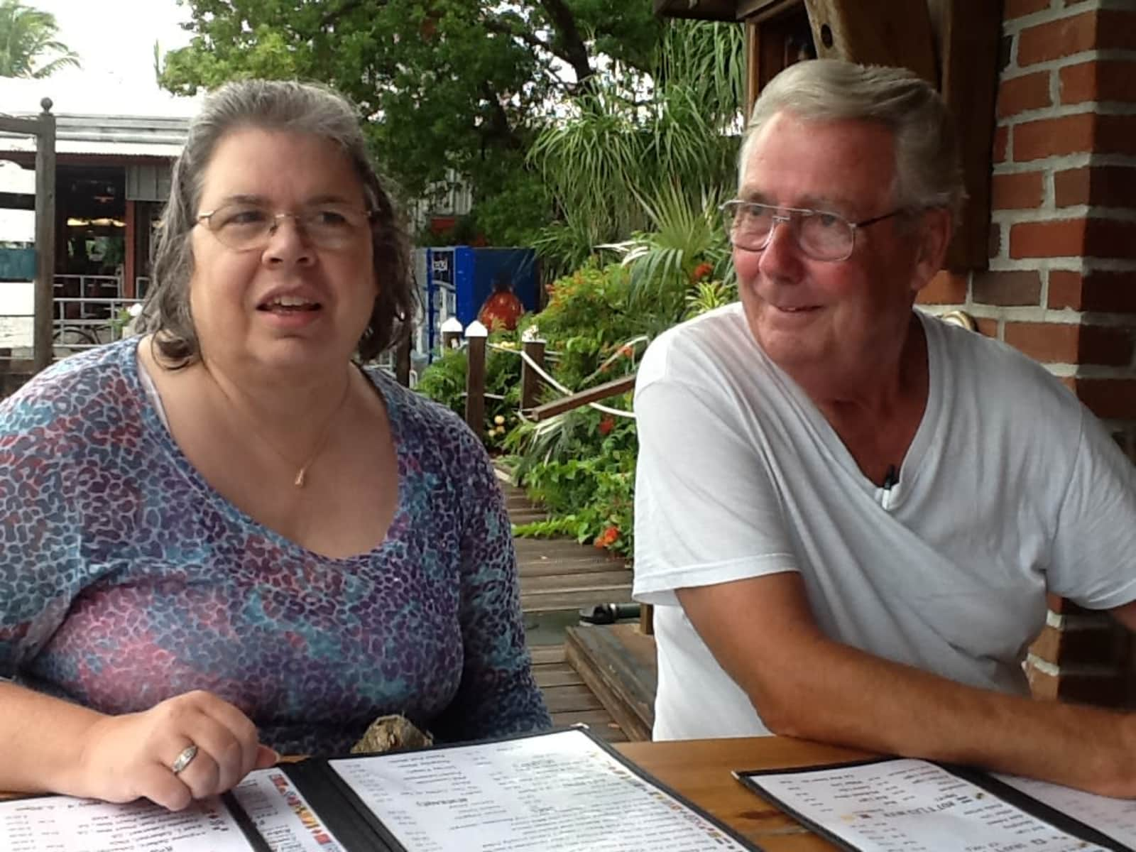 Joan & Hans from Church Hill, Tennessee, United States