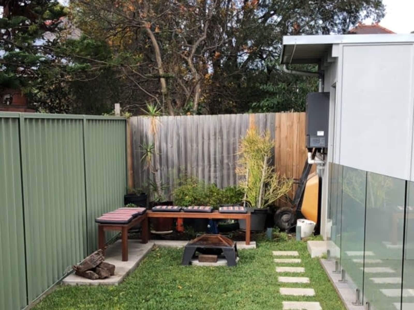 Housesitting assignment in Russell Lea, New South Wales, Australia
