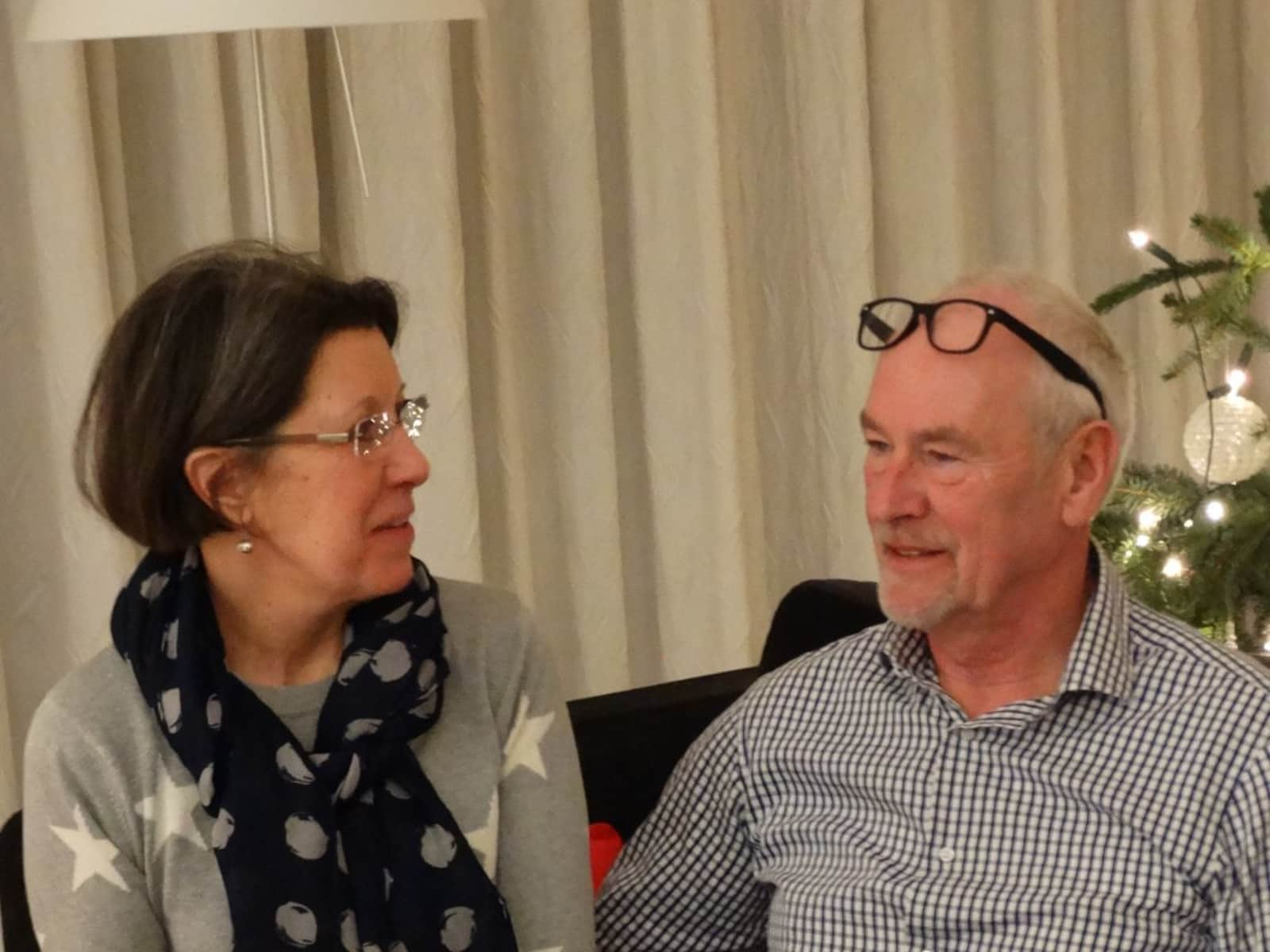 Patrick & Ingrid from Brugge, Belgium
