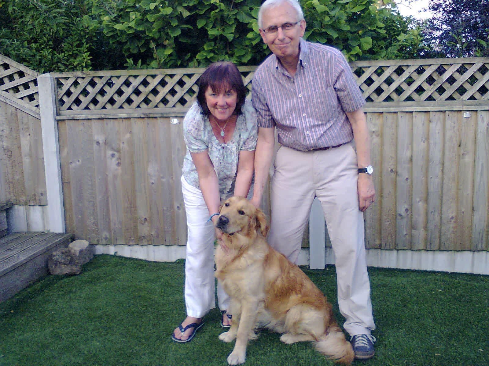 Carolyn & Brian from Bude, United Kingdom