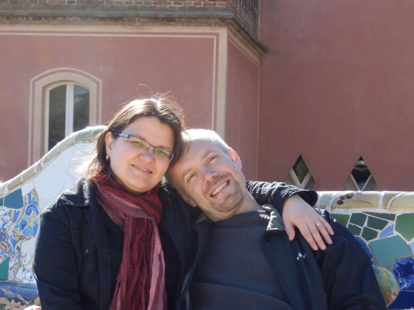 Matthias & Kristina from 100 Mile House, British Columbia, Canada