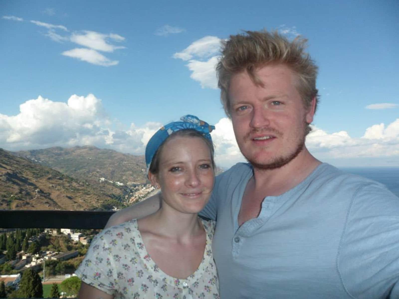 Emily & Sam from Norwich, United Kingdom