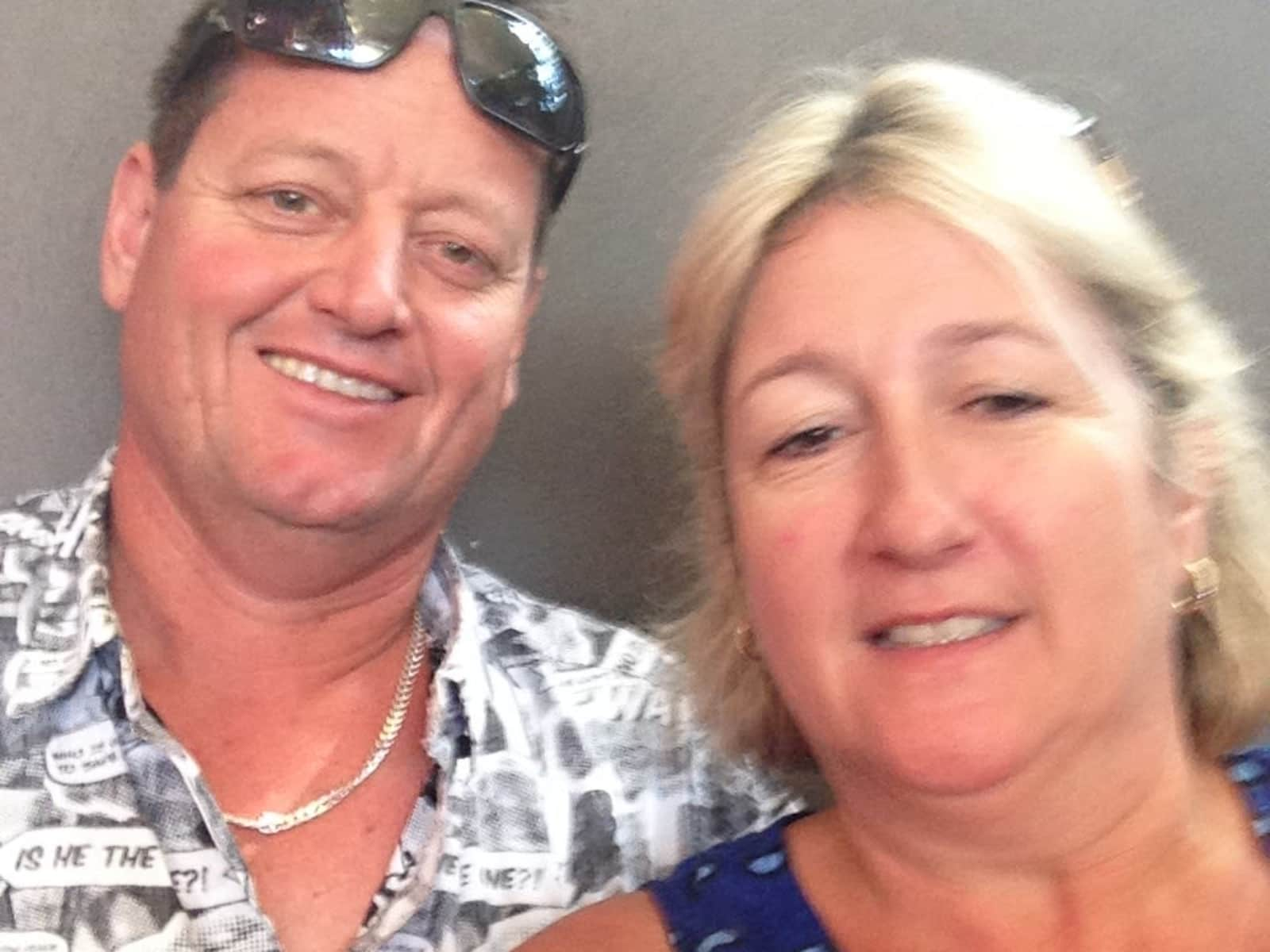 Serena & Gary from Brisbane, Queensland, Australia