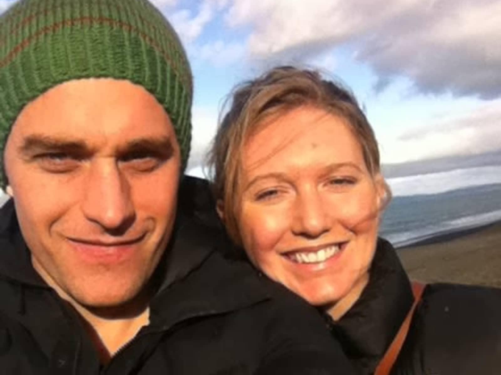 Anna & Ben from Wellington, New Zealand