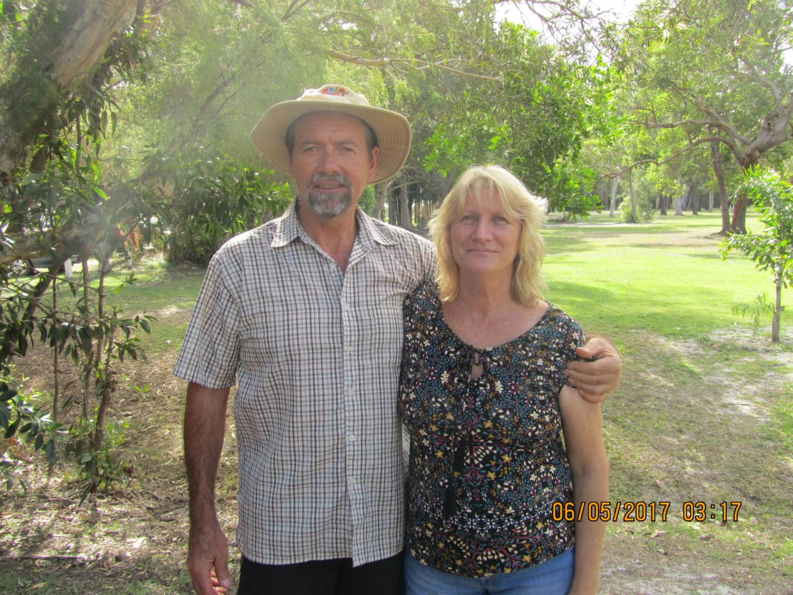 Sharen & Glen from Gympie, Queensland, Australia