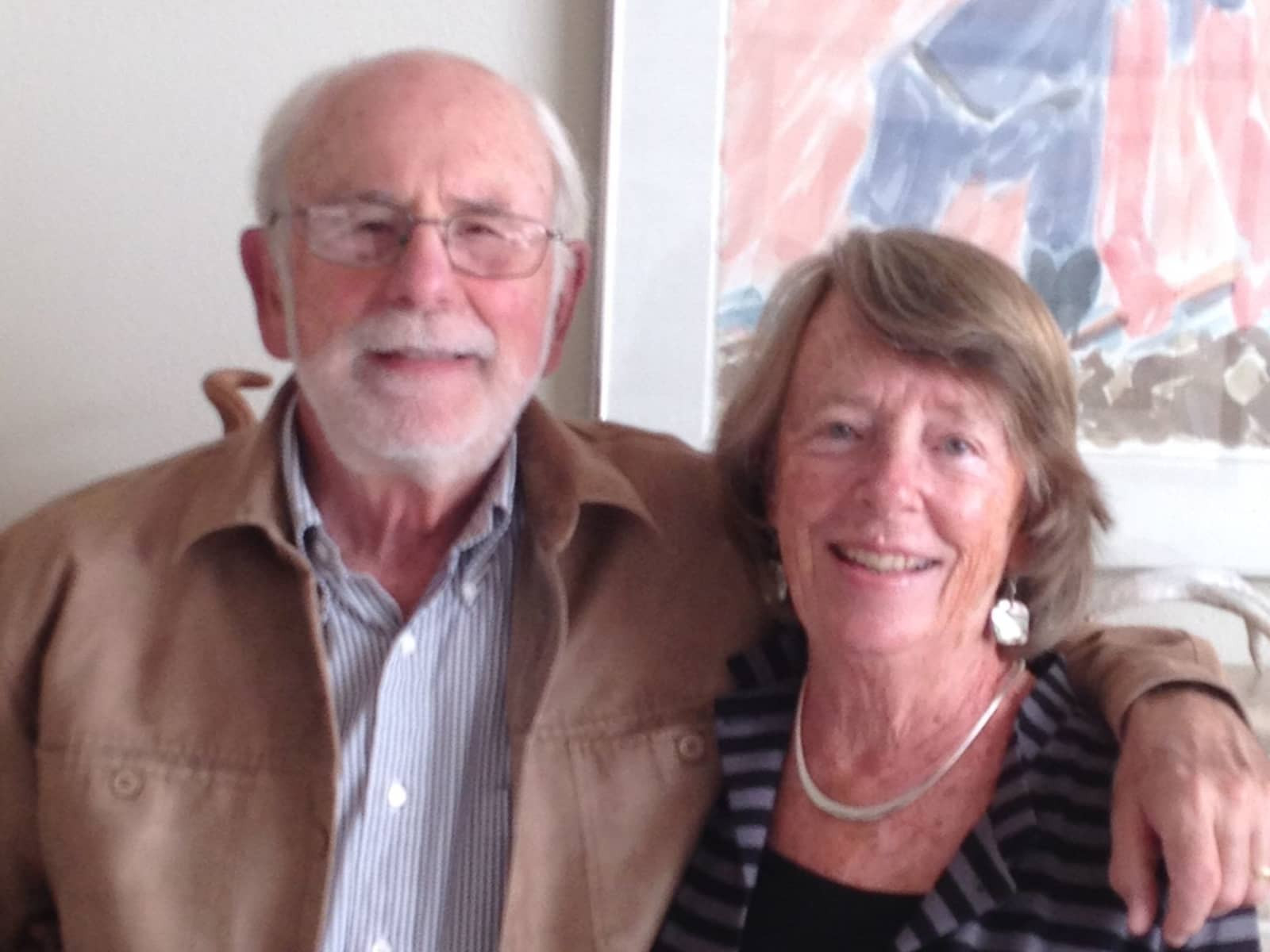 Paul & Marion from Sea Ranch, California, United States