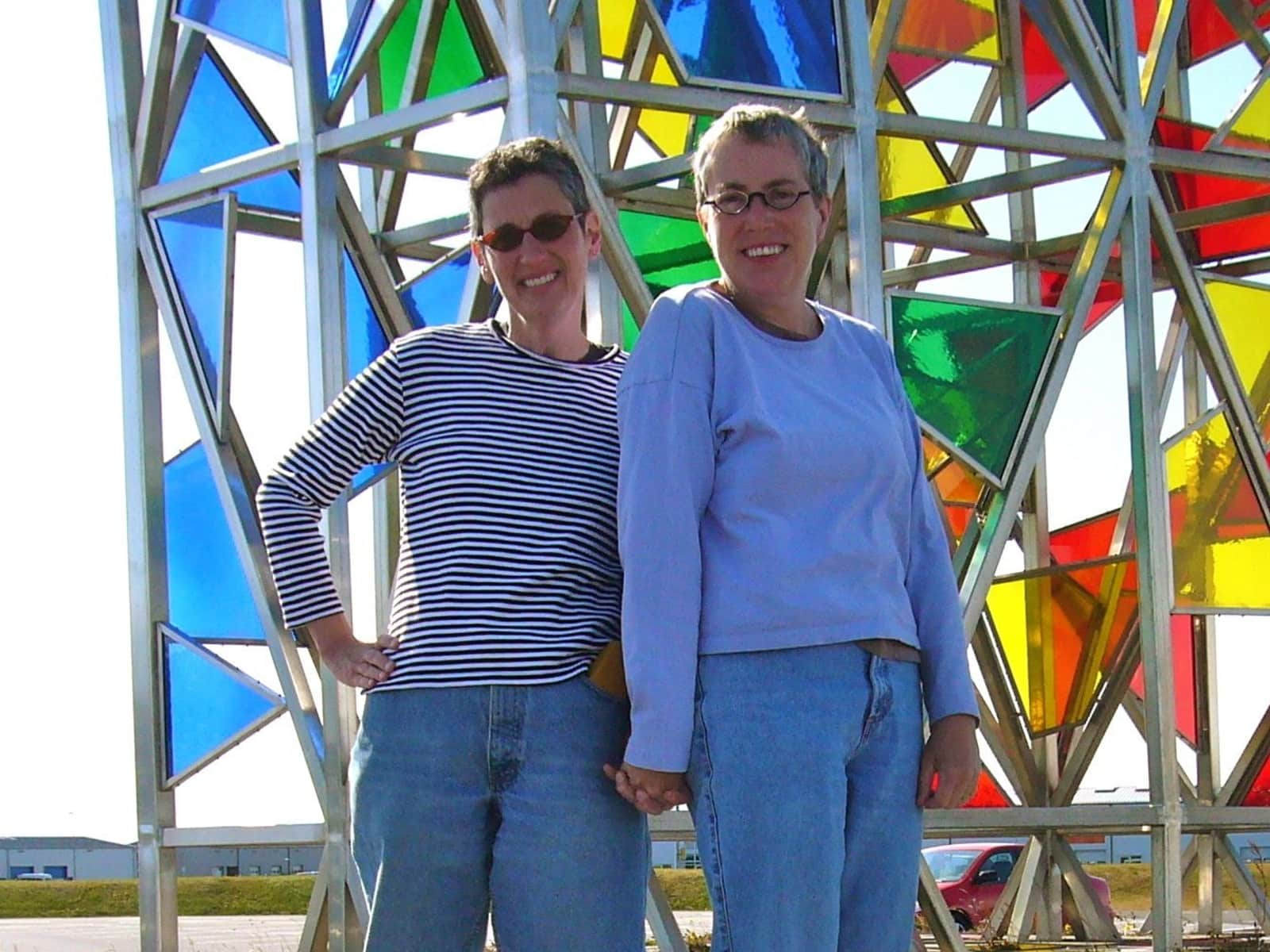 Joanie & Linmara from Bainbridge Island, Washington, United States