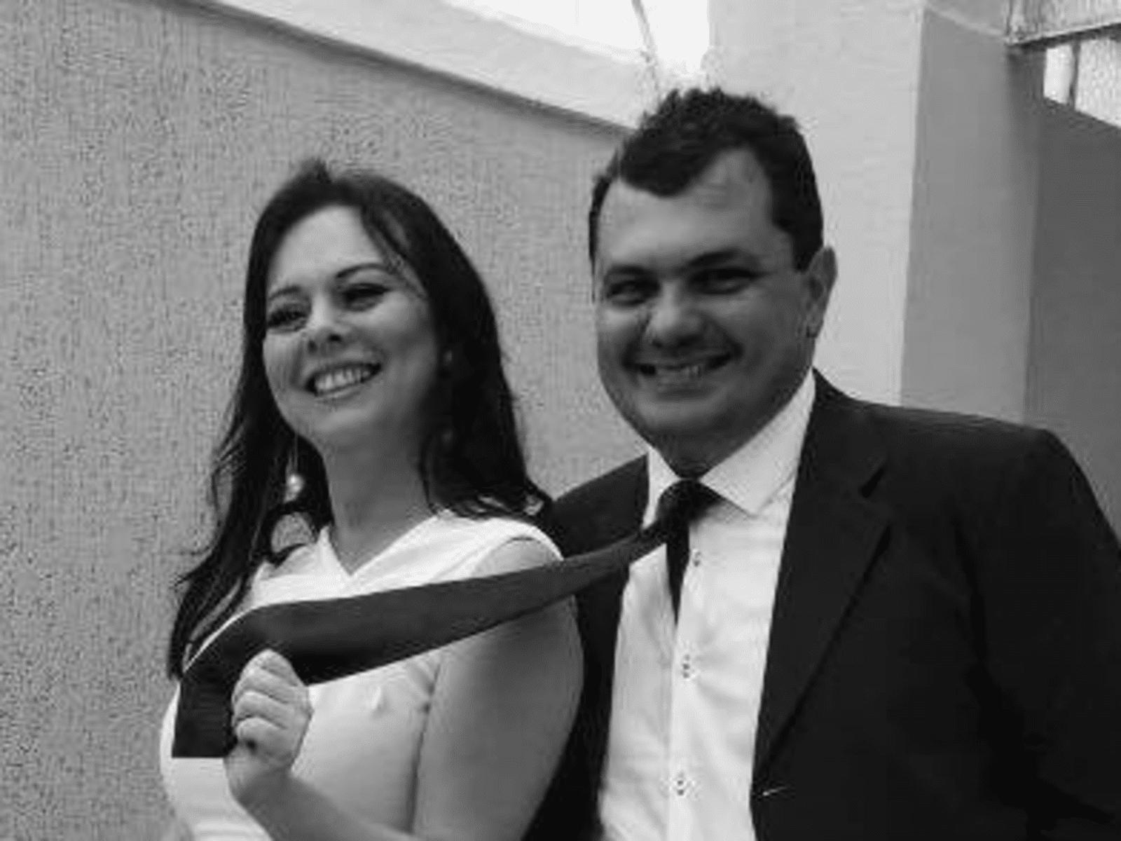 Ricardo & Vanessa from Campos dos Goytacazes, Brazil
