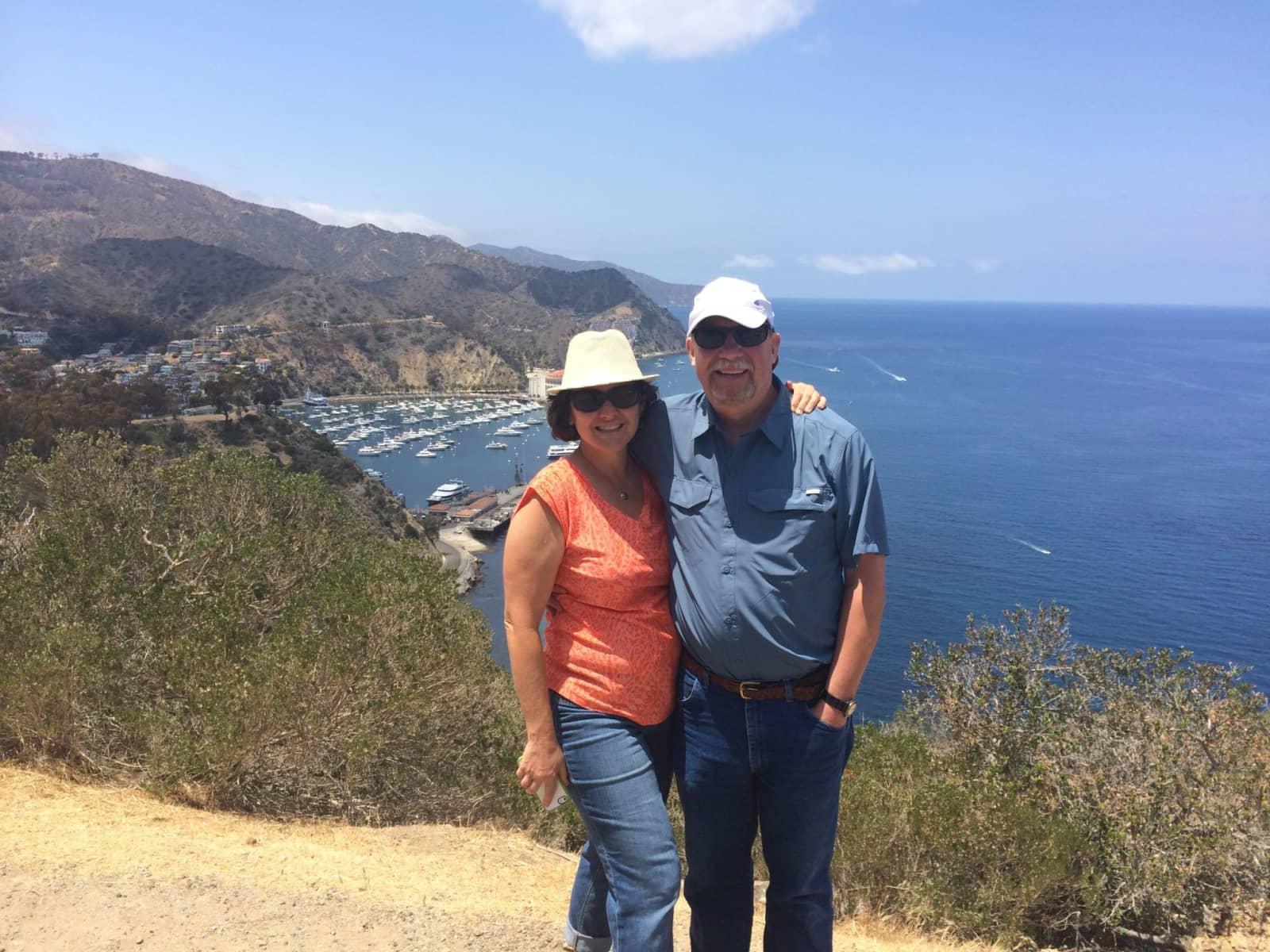John & Susan from Boquete, Panama