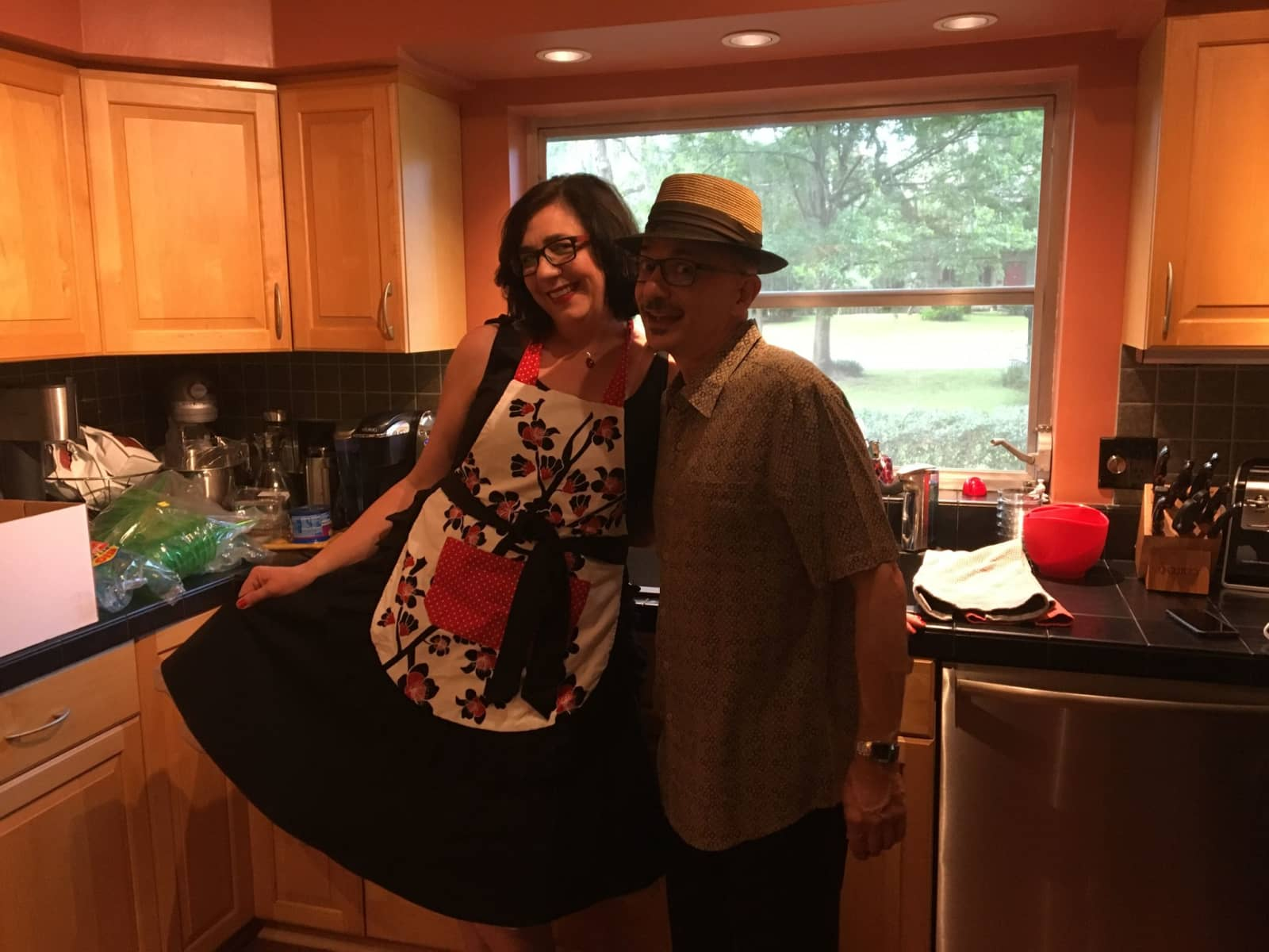 Lori & Nick from Gainesville, Florida, United States
