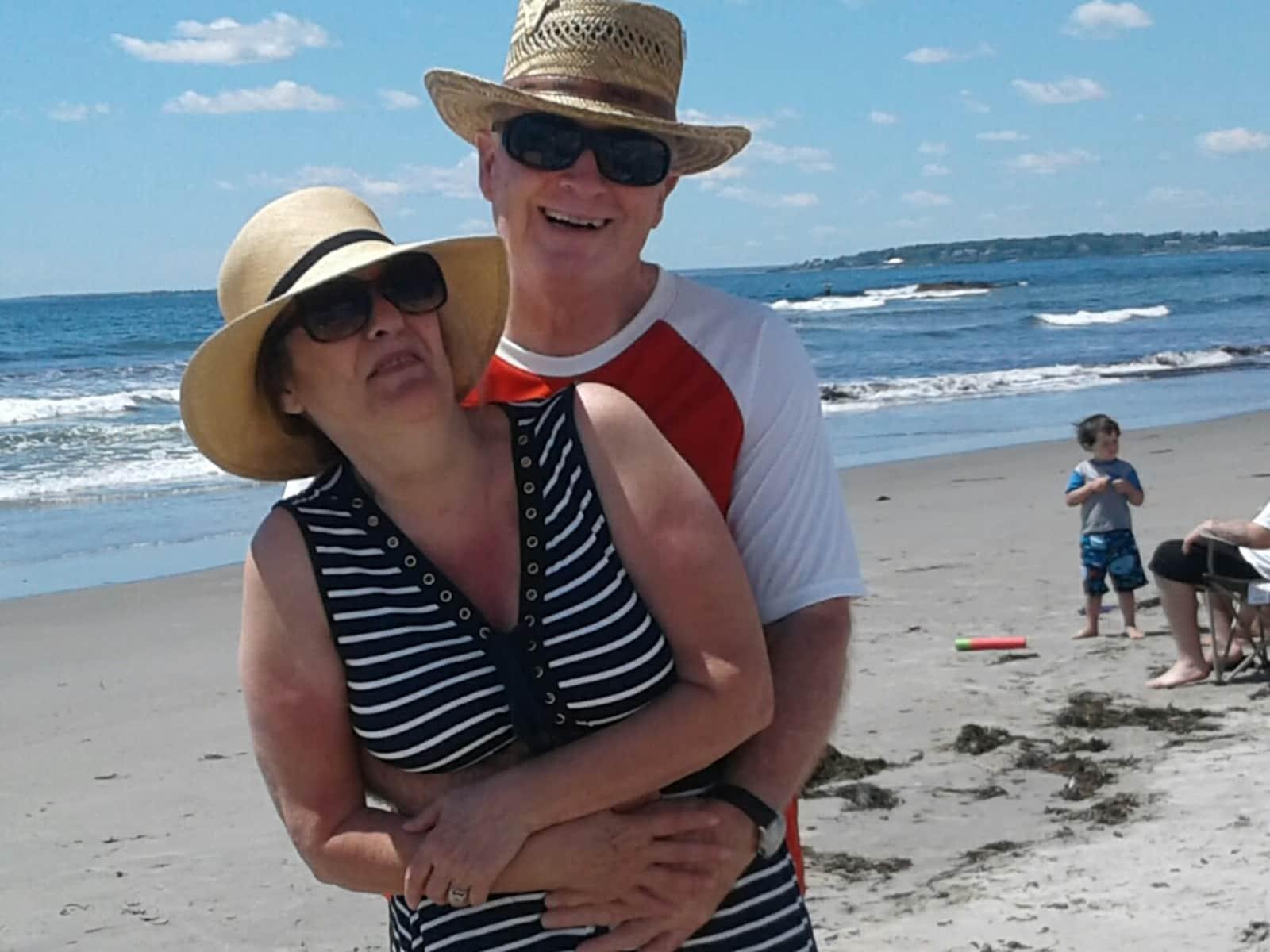 John & Linda from Downingtown, Pennsylvania, United States